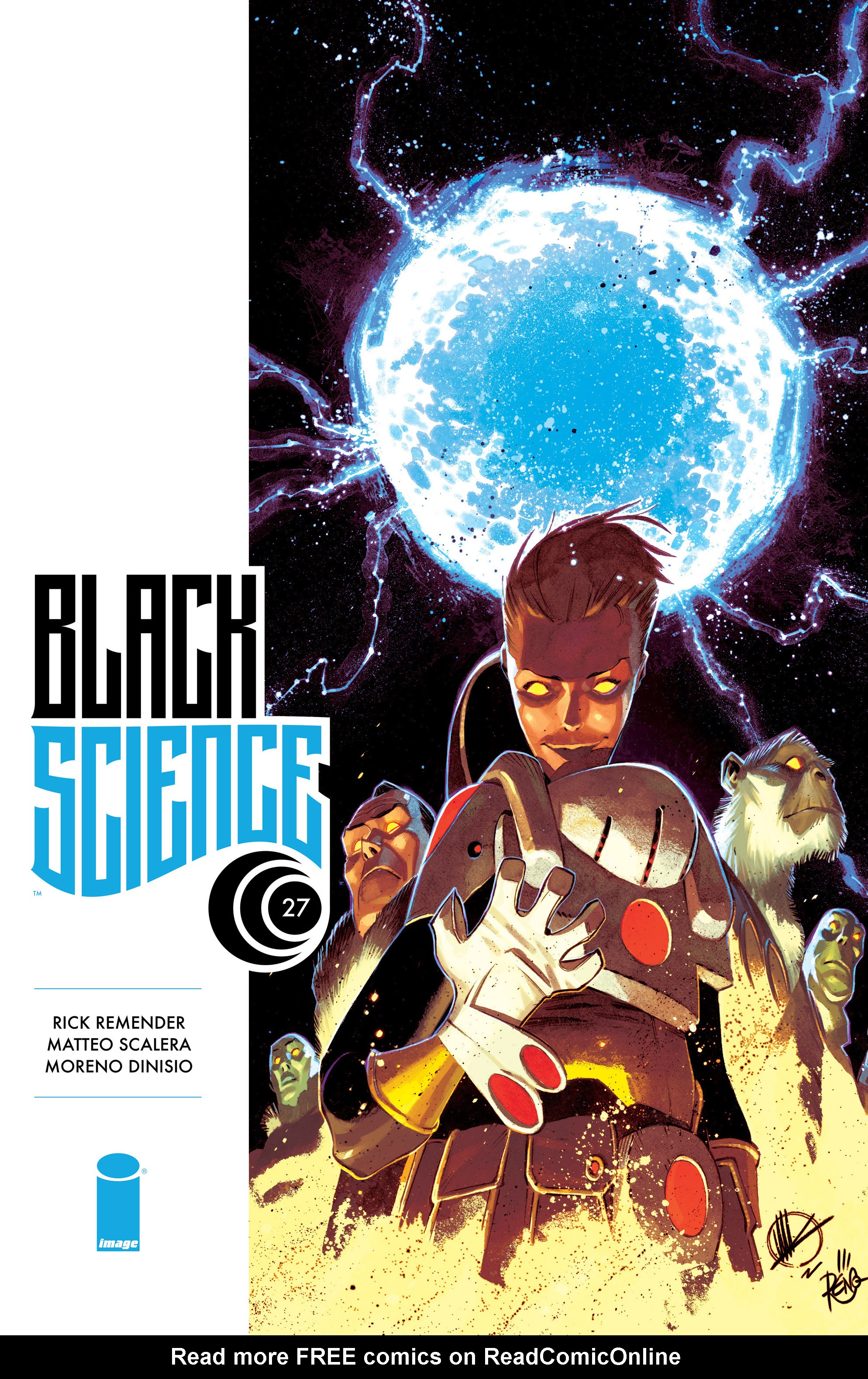 Black Science issue 27 - Page 1