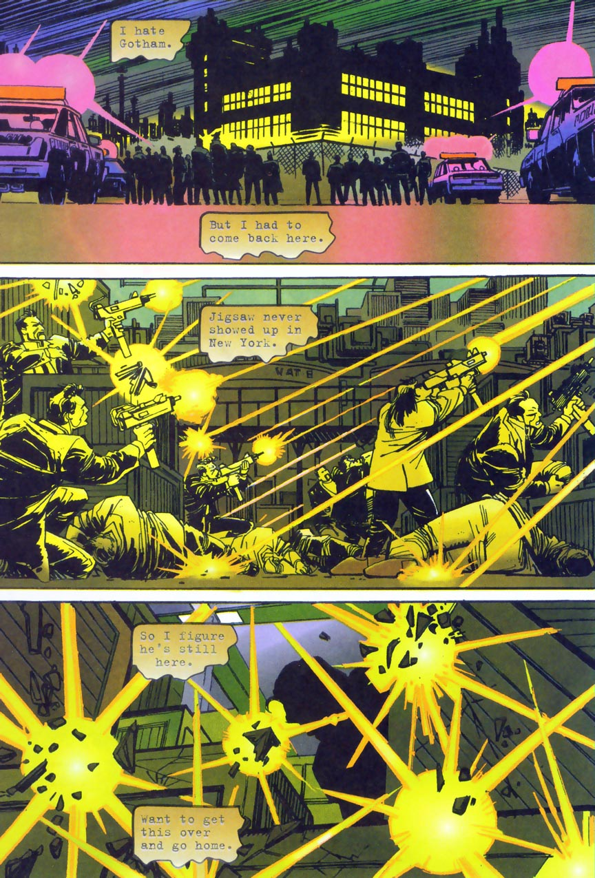 Read online Punisher/Batman: Deadly Knights comic -  Issue # Full - 5