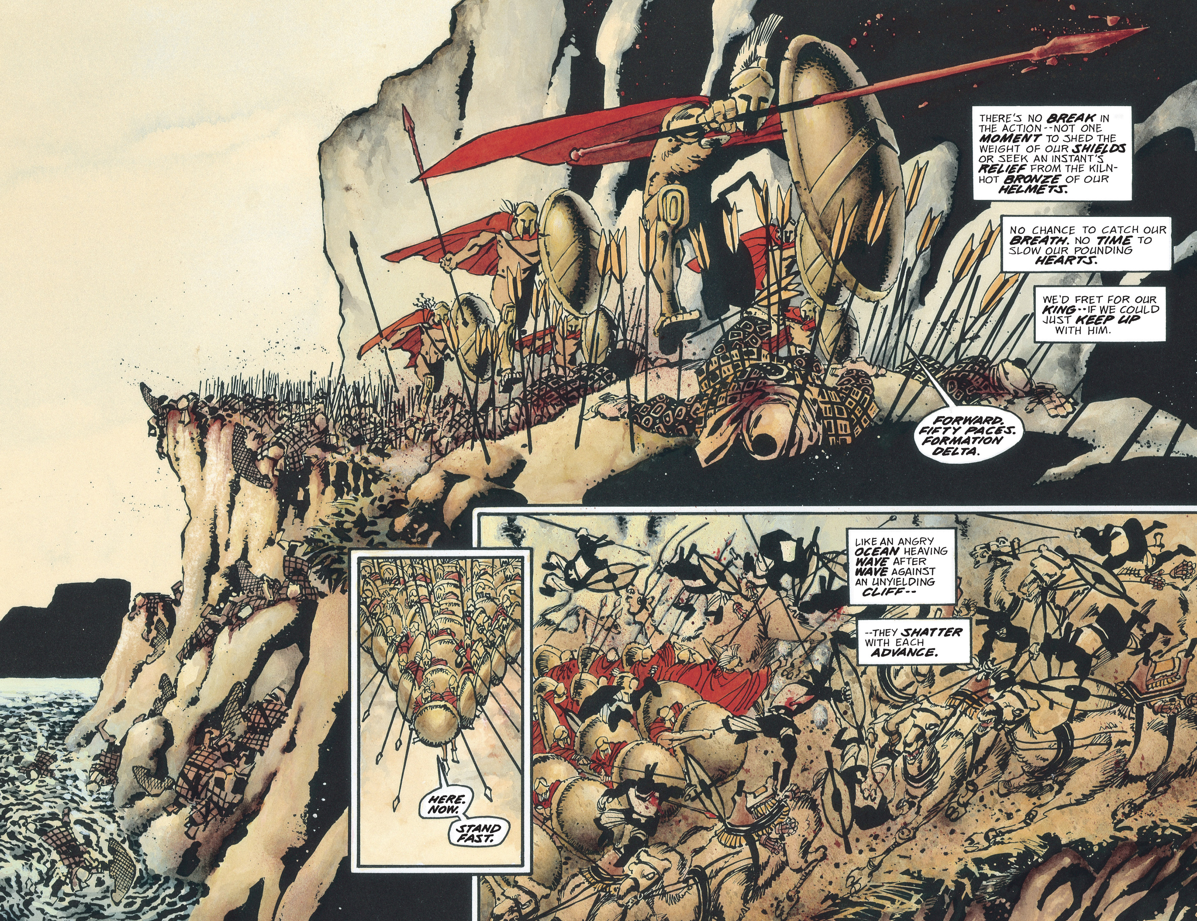 Read online 300 comic -  Issue #300 TPB - 53