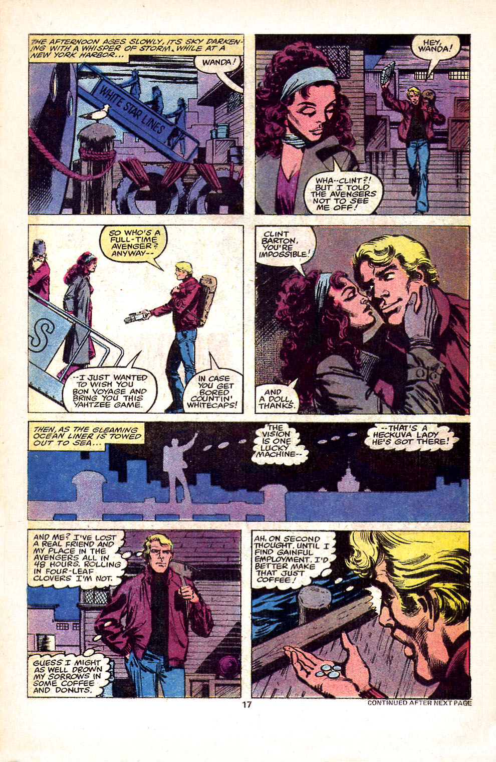 The Avengers (1963) 183 Page 12