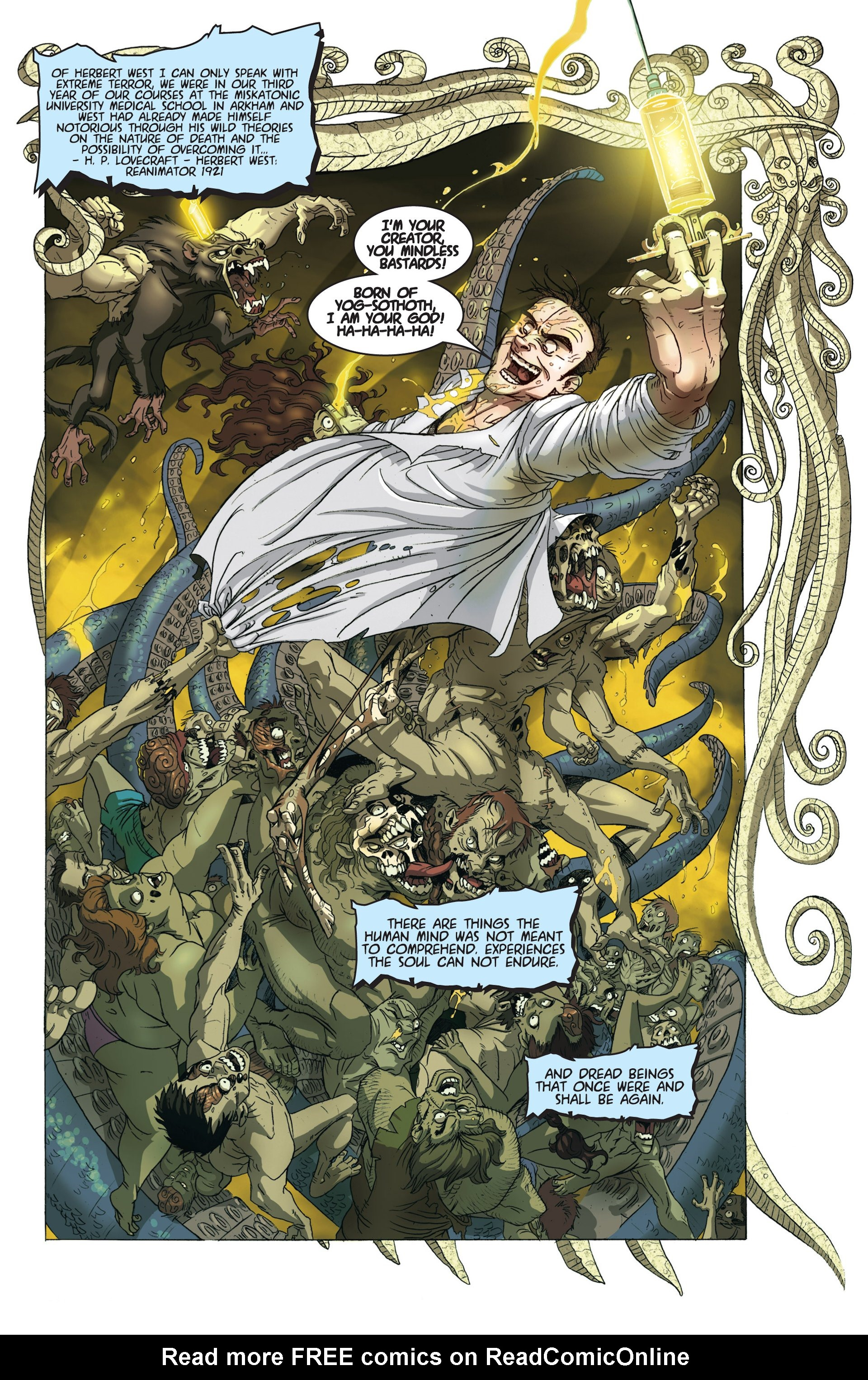 Read online Army of Darkness/Reanimator comic -  Issue #Army of Darkness/Reanimator Full - 35