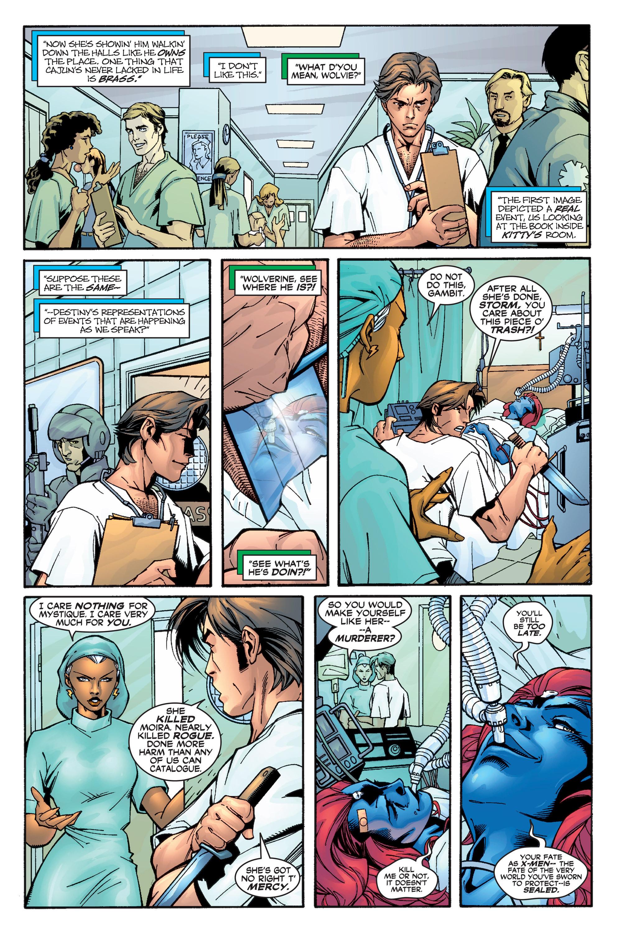 Read online Uncanny X-Men (1963) comic -  Issue #389 - 17