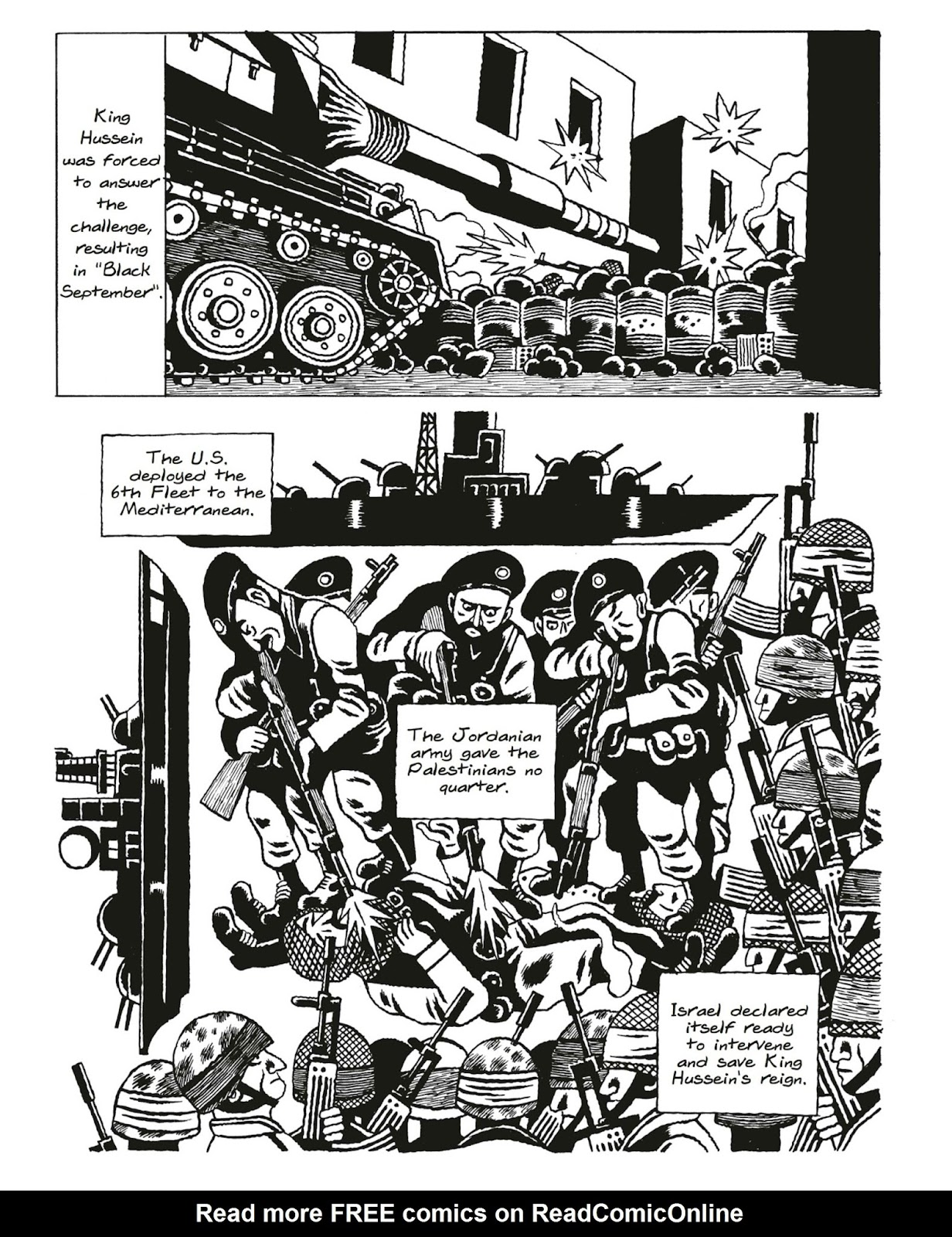 Best of Enemies: A History of US and Middle East Relations issue TPB_2 - Page 44