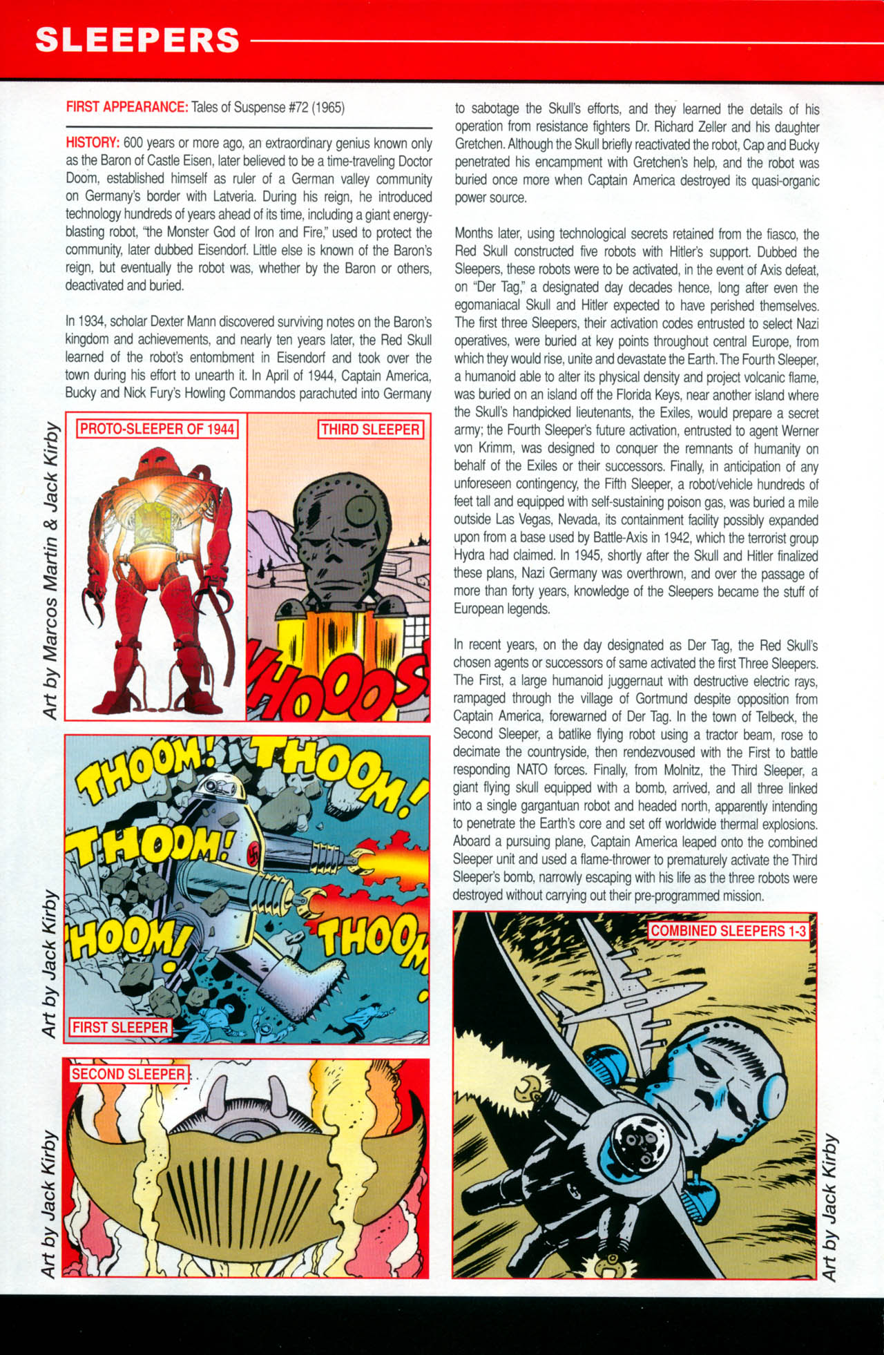 Read online All-New Official Handbook of the Marvel Universe A to Z: Update comic -  Issue #2 - 52
