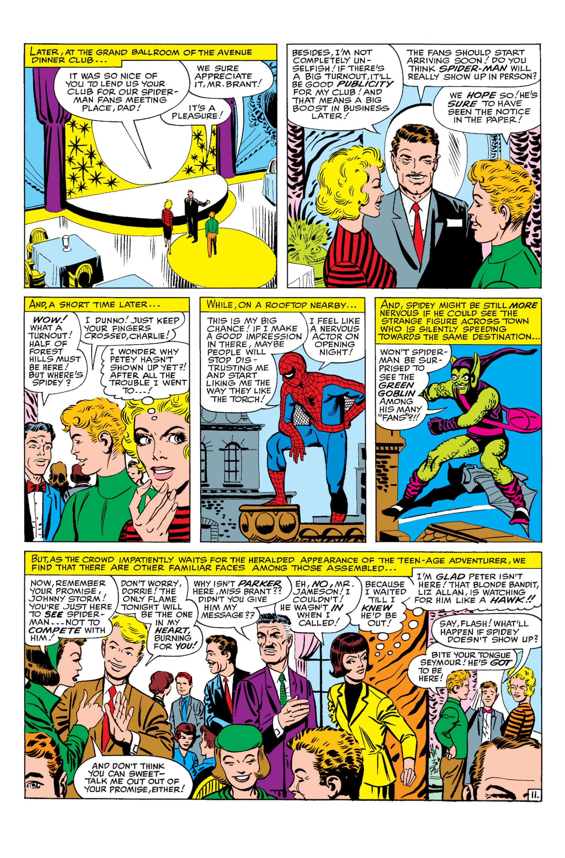 The Amazing Spider-Man (1963) 17 Page 11