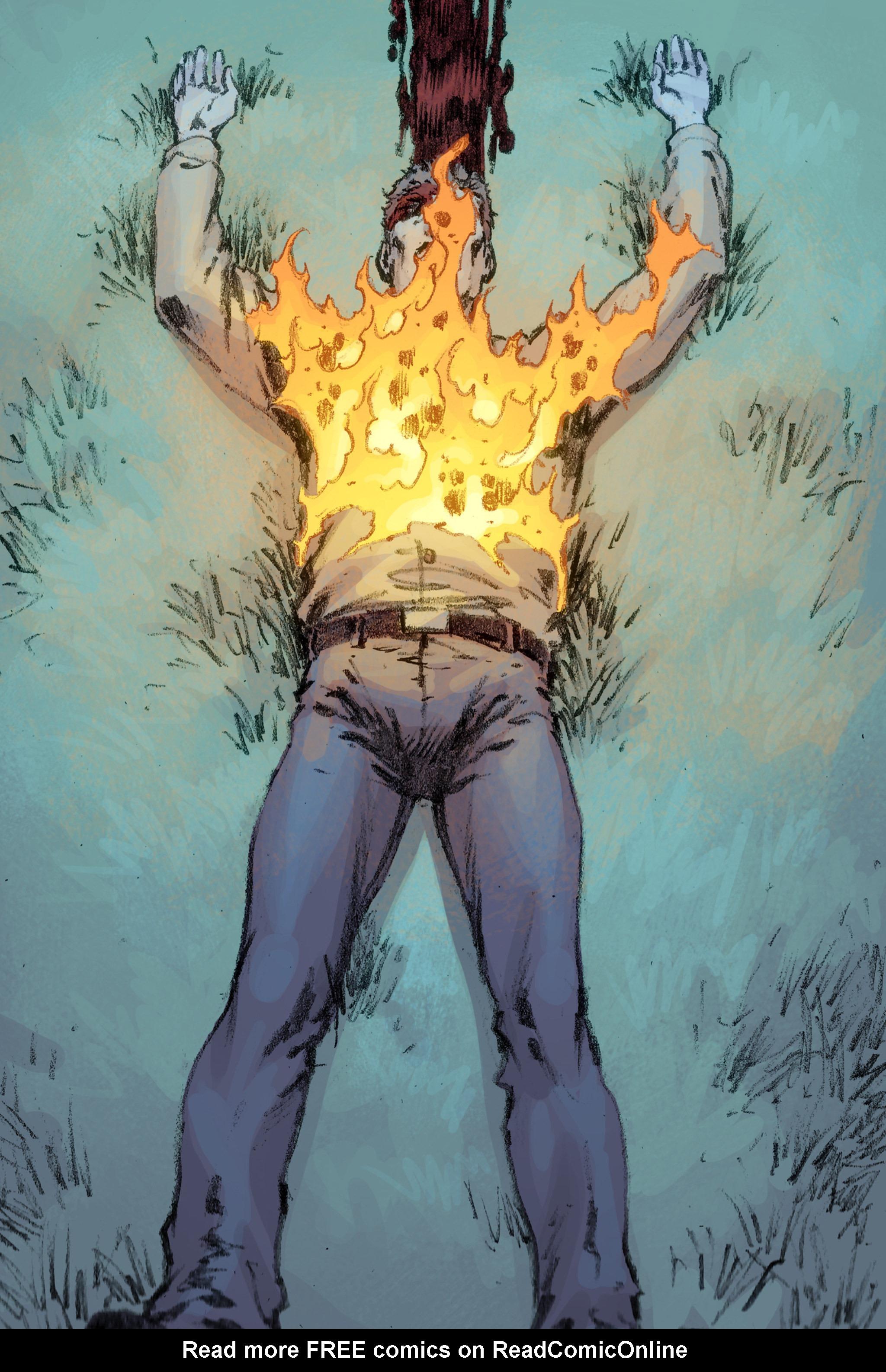 Read online Soul comic -  Issue #2 - 19