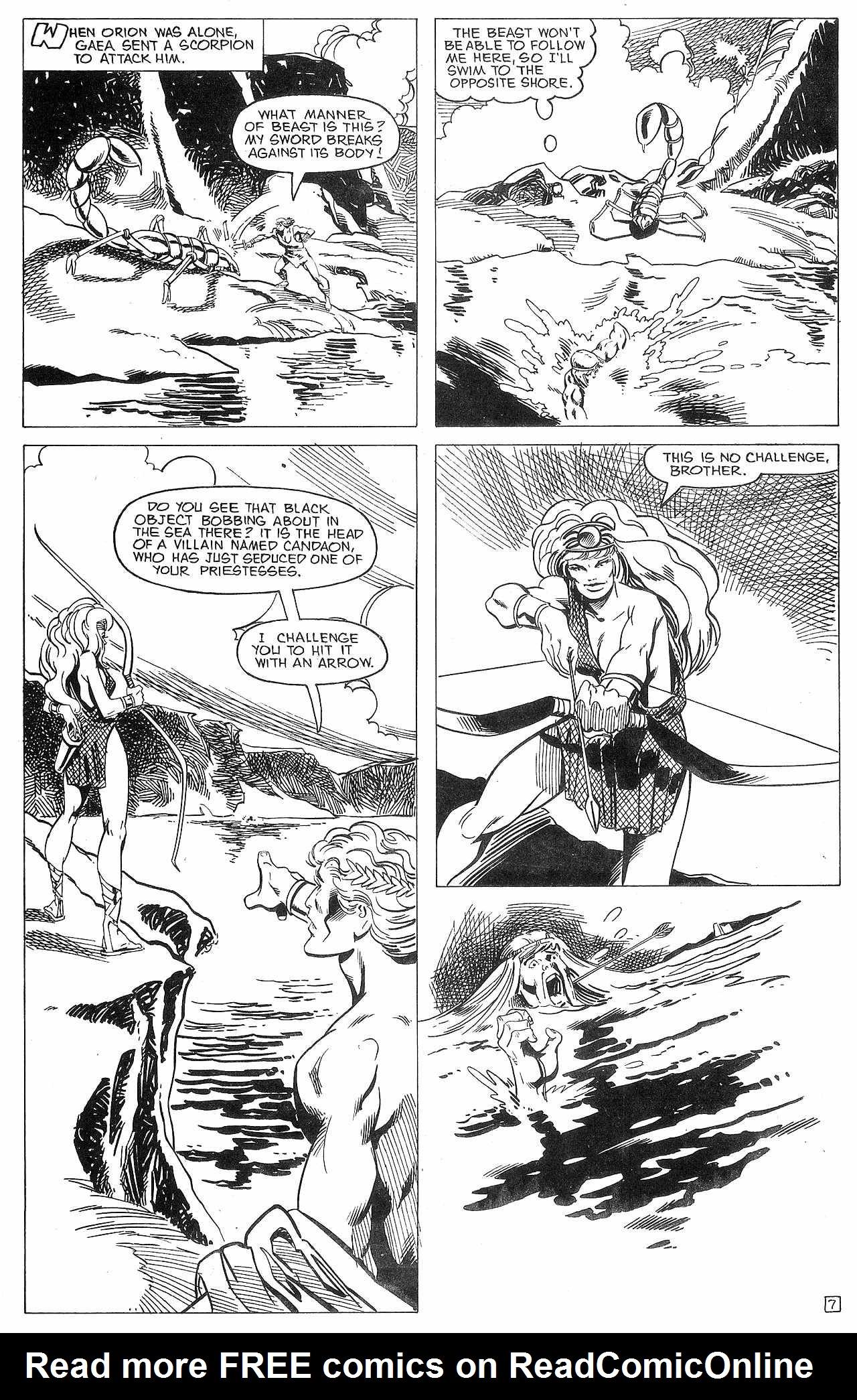 Read online Star*Reach comic -  Issue #7 - 24