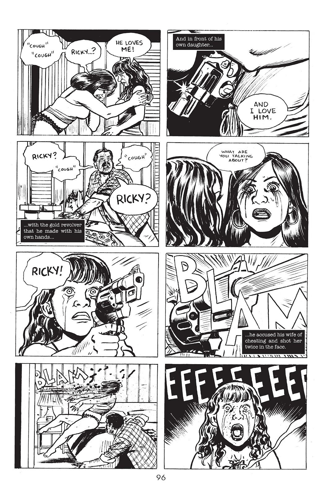 Read online Lodger comic -  Issue #5 - 18