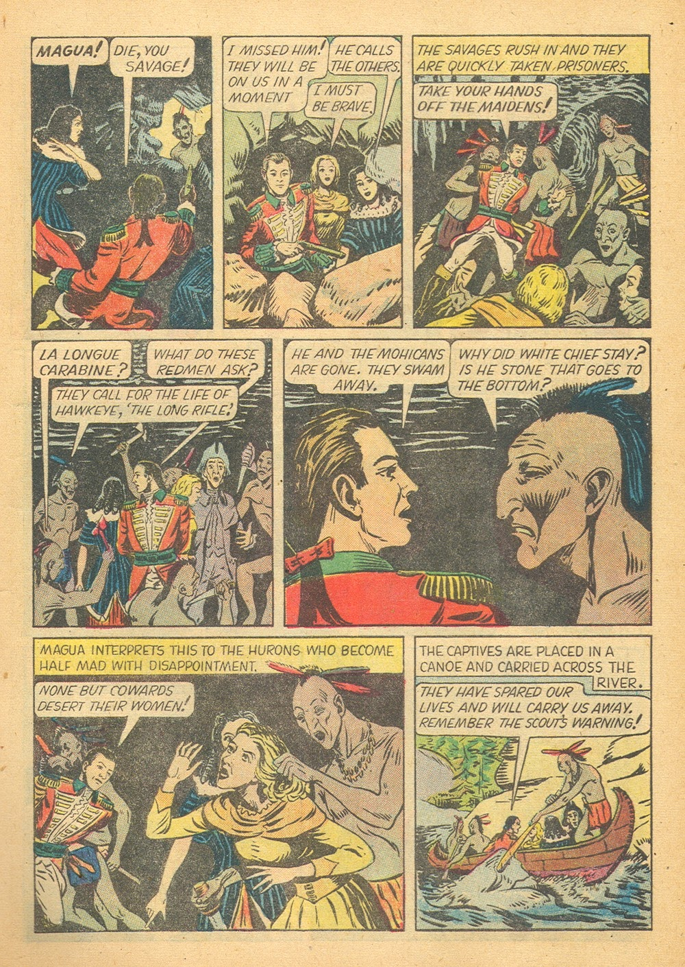 Classics Illustrated issue 4 - Page 17