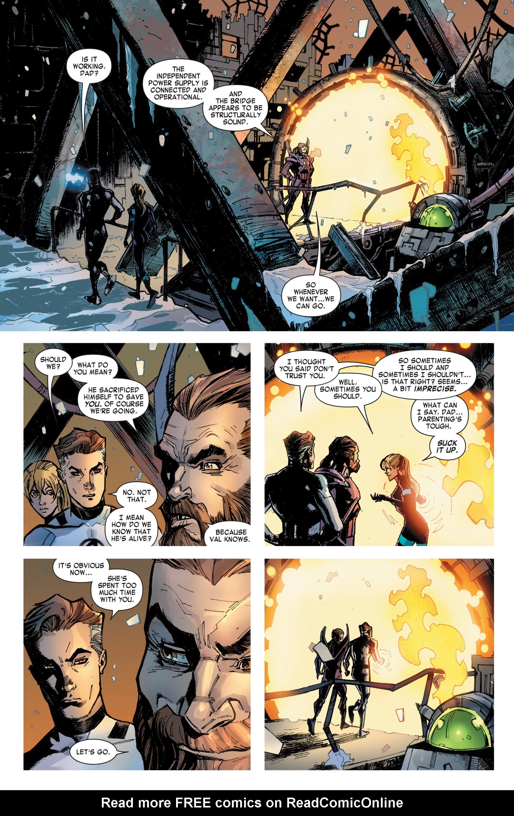 Read online Secret Wars Prelude comic -  Issue # Full - 110