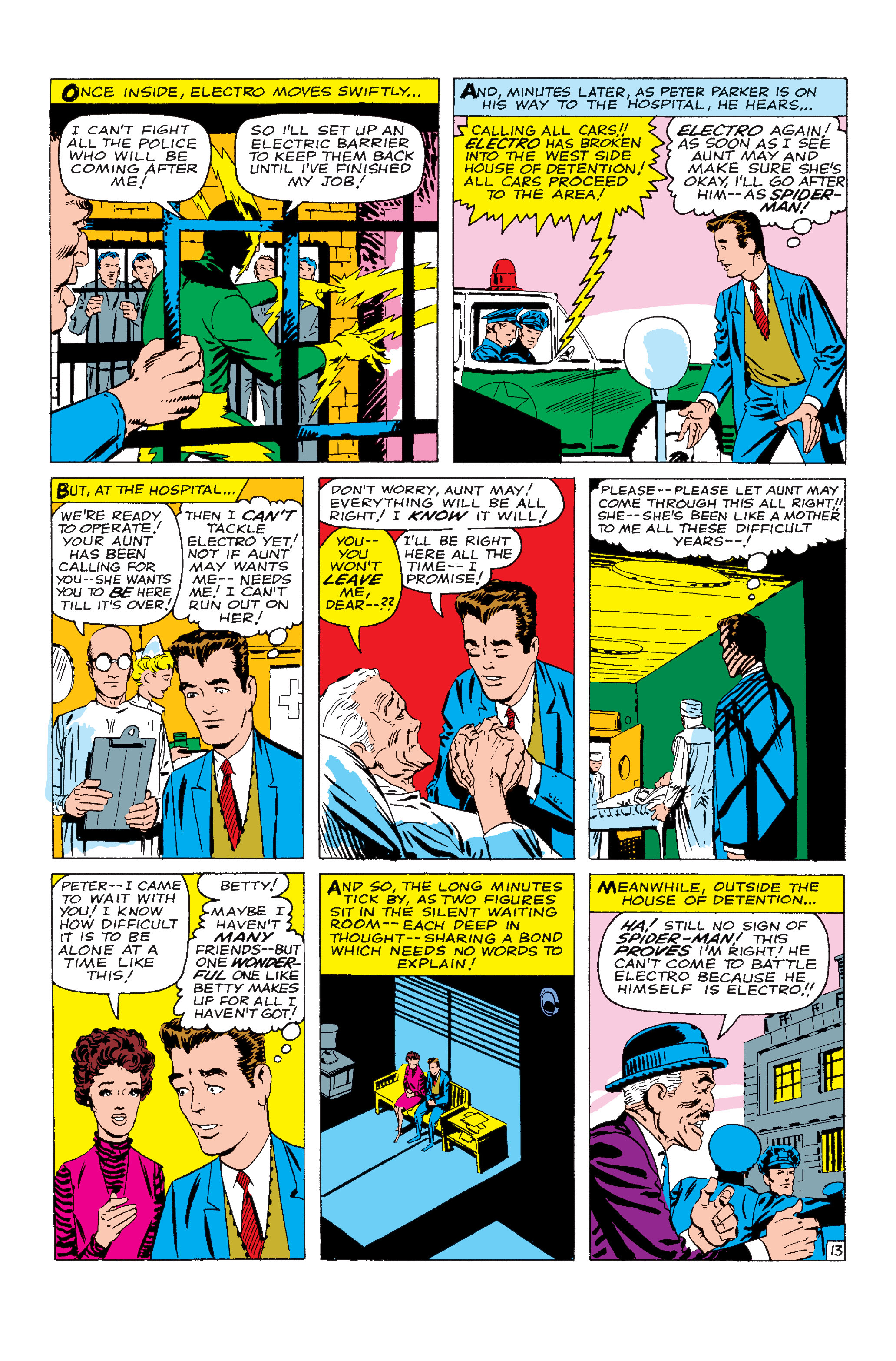The Amazing Spider-Man (1963) 9 Page 13