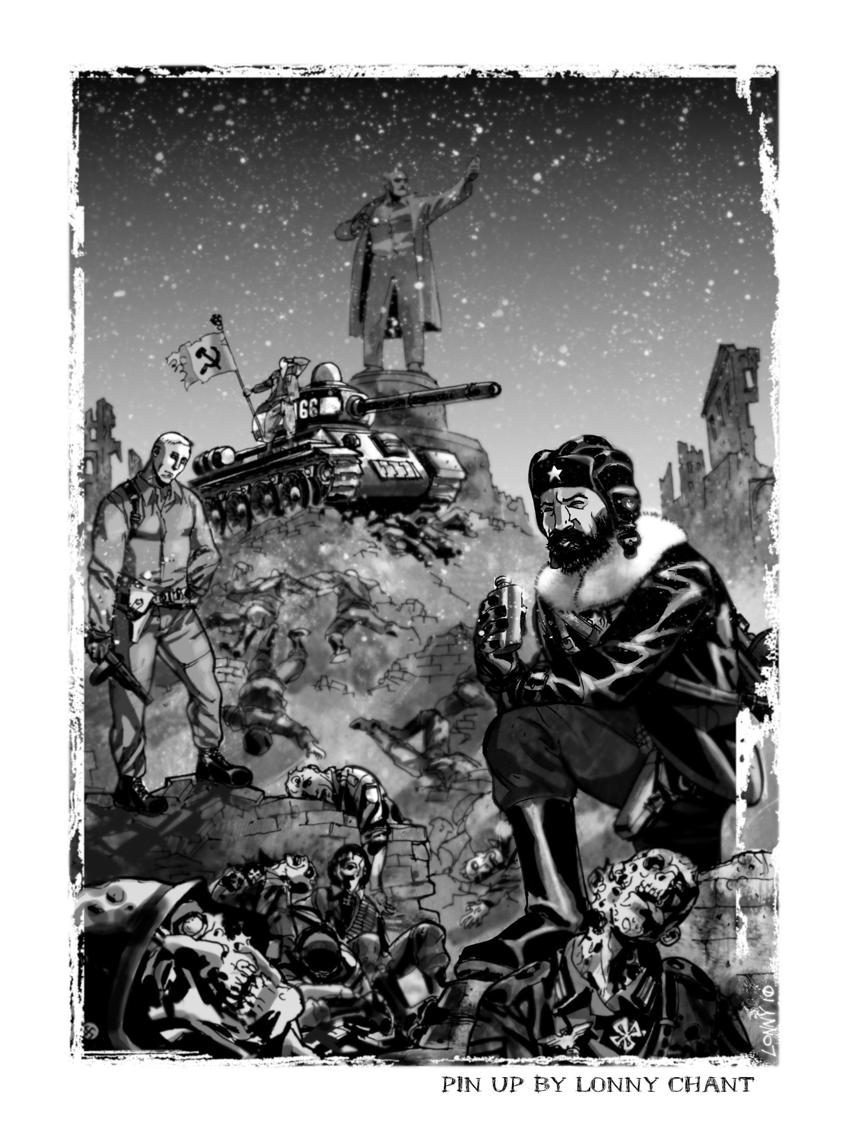 Read online FUBAR comic -  Issue #1 - 178
