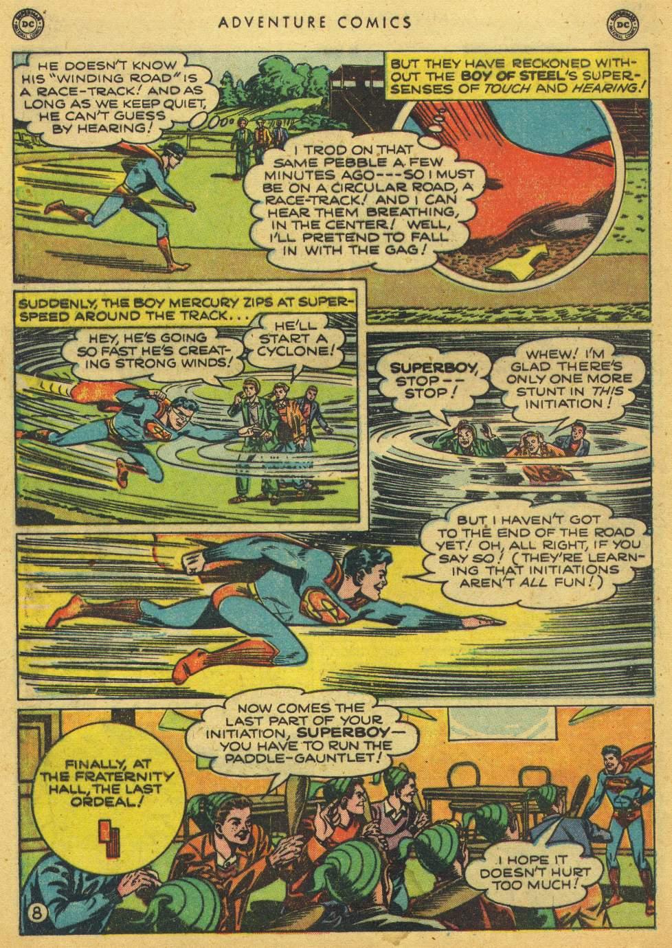 Read online Adventure Comics (1938) comic -  Issue #150 - 10