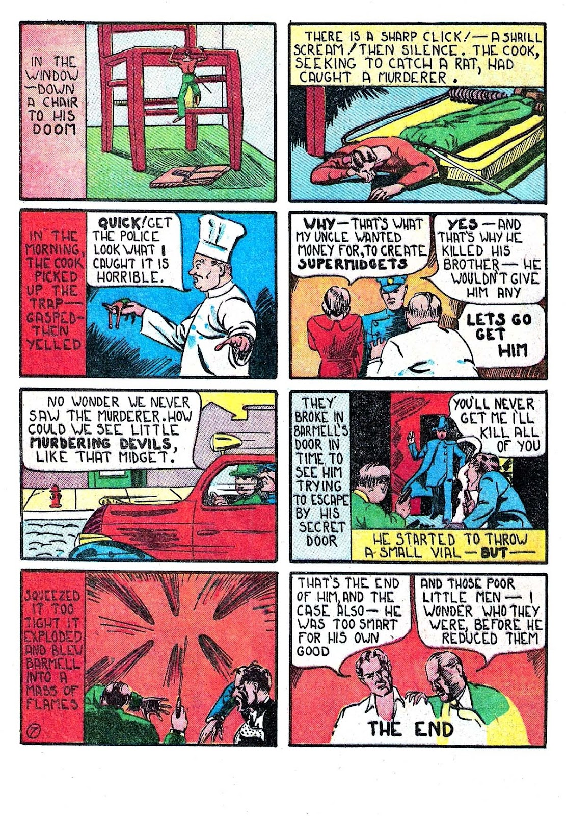 Amazing Man Comics issue 5 - Page 44