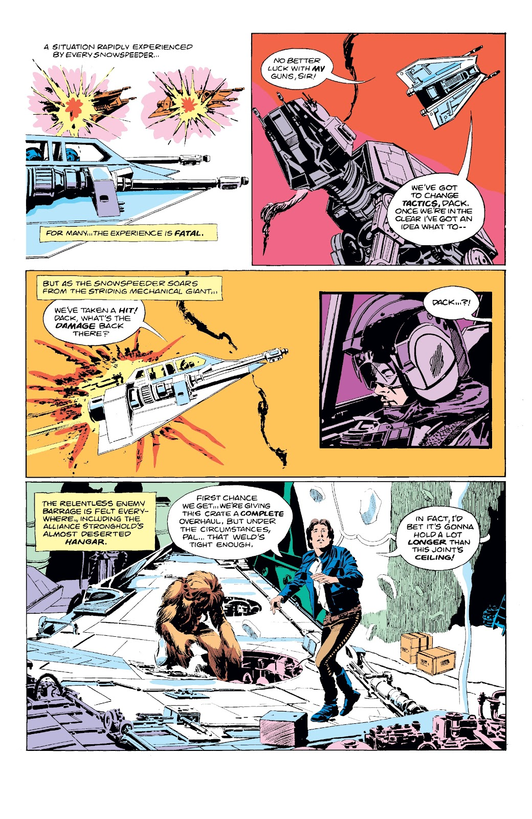 Read online Star Wars Legends: The Original Marvel Years - Epic Collection comic -  Issue # TPB 3 (Part 1) - 37