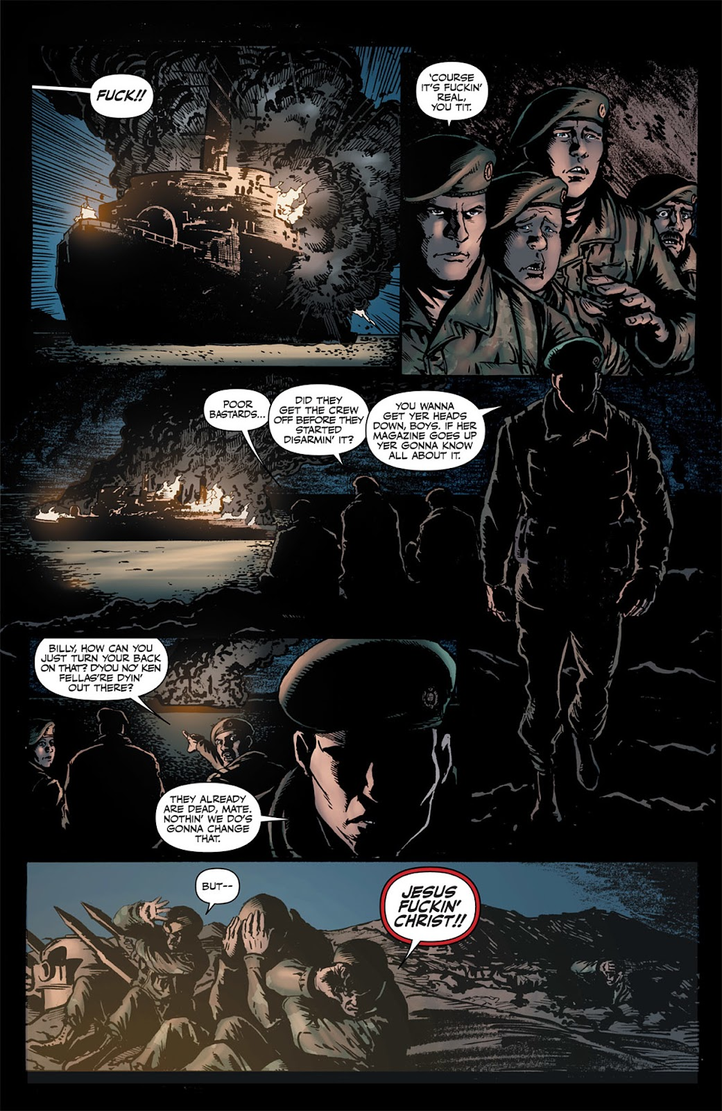 Read online The Boys: Butcher, Baker, Candlestickmaker comic -  Issue #2 - 5