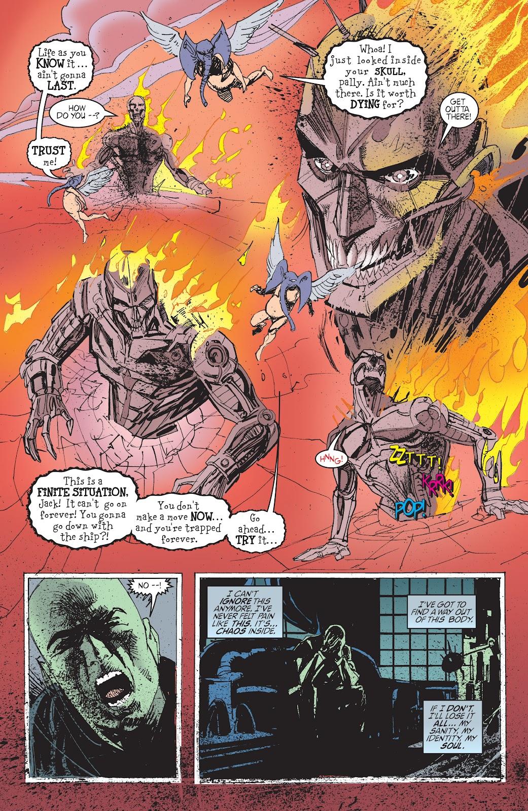 Deathlok (1999) issue 11 - Page 9