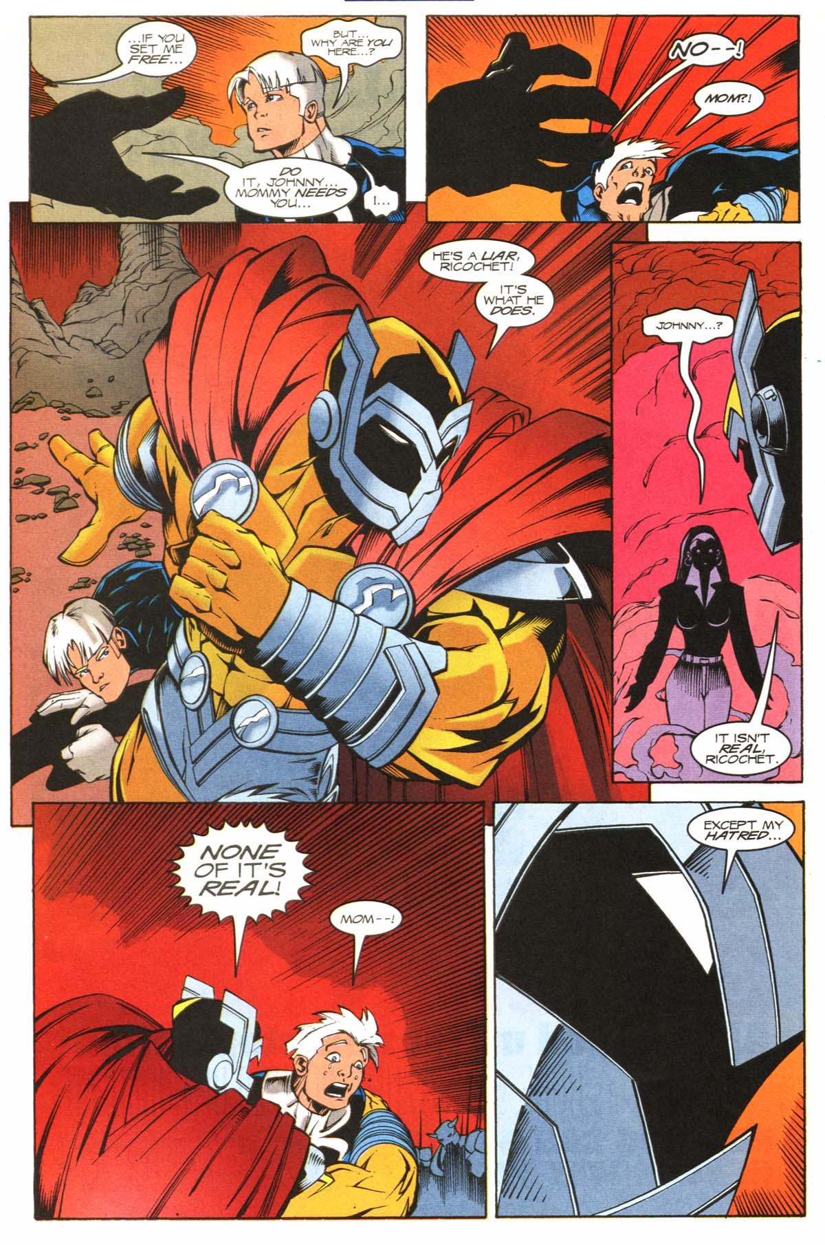 Read online Slingers comic -  Issue #12 - 23