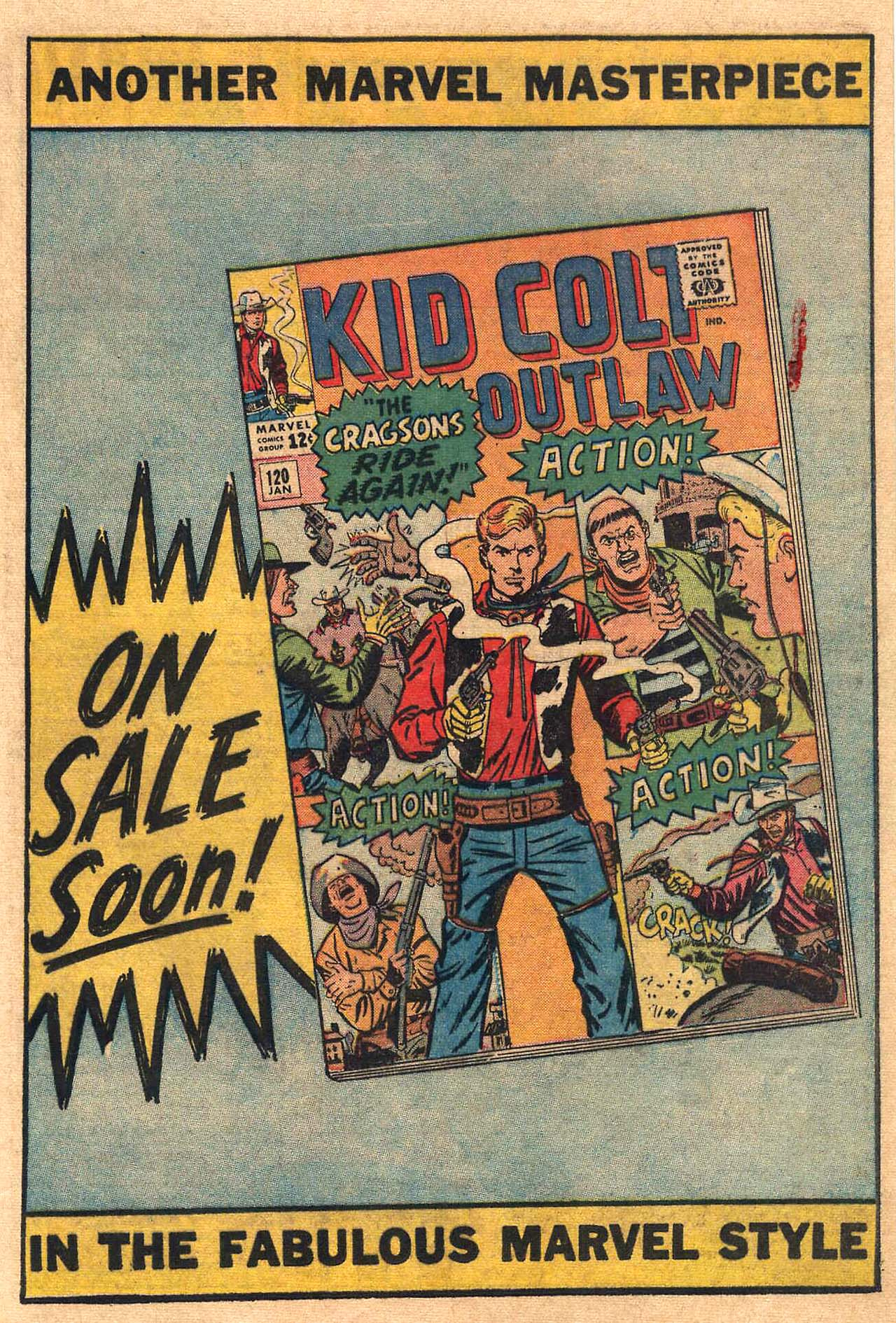 Read online Two-Gun Kid comic -  Issue #73 - 24