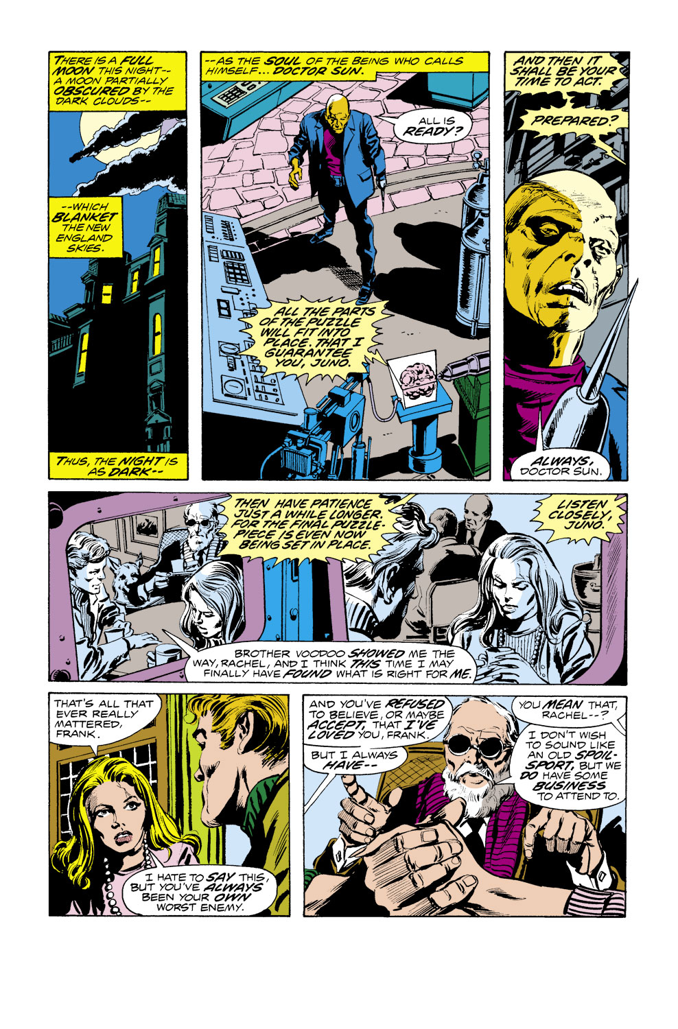 Tomb of Dracula (1972) issue 38 - Page 5