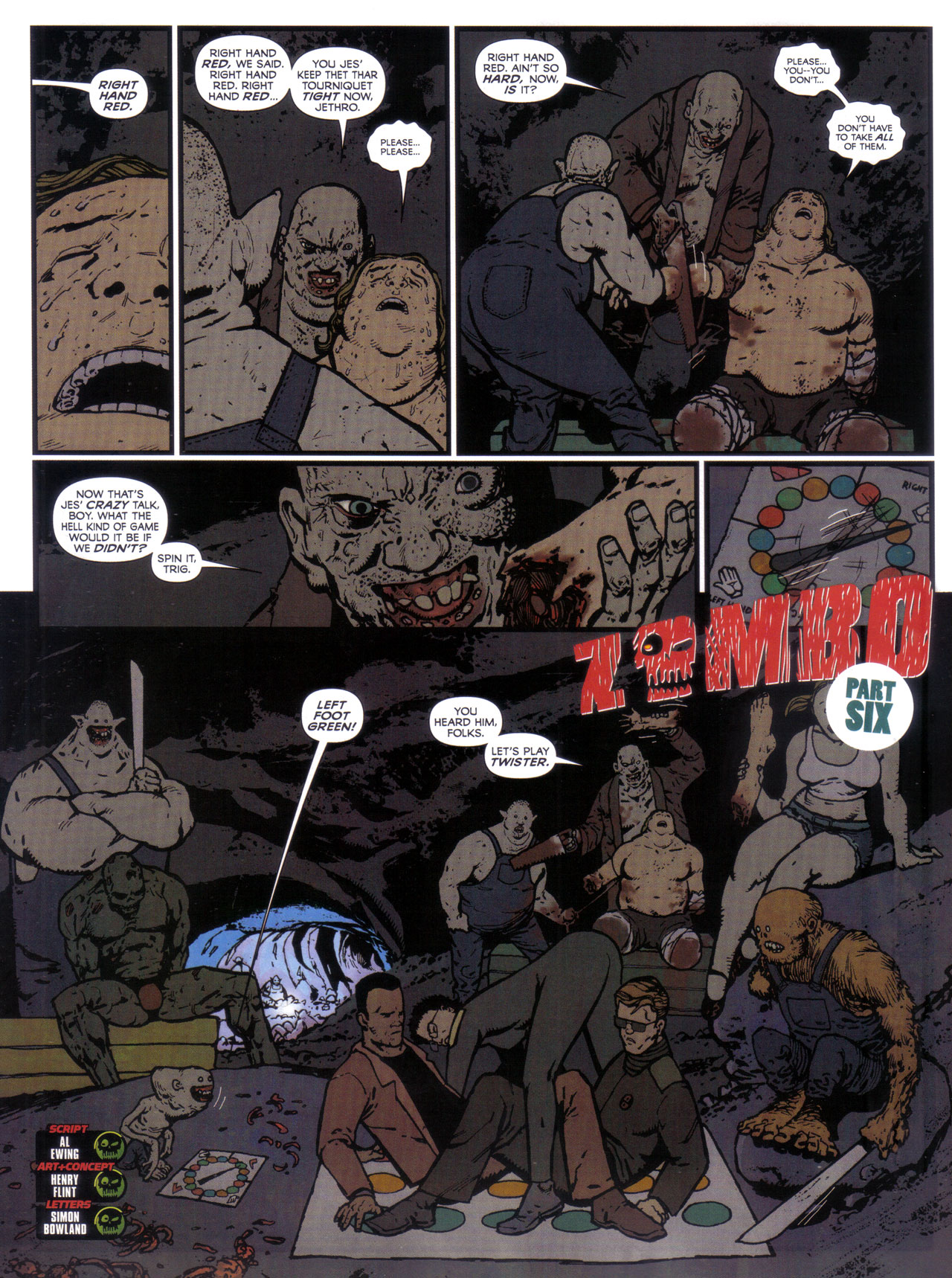 Read online 2000 AD comic -  Issue #1746 - 26