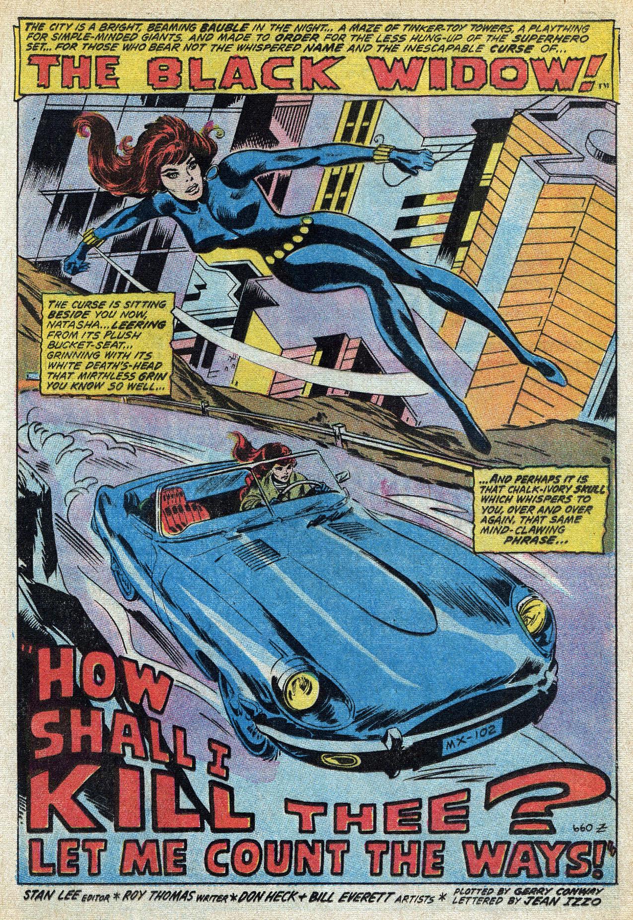 Read online Amazing Adventures (1970) comic -  Issue #8 - 17