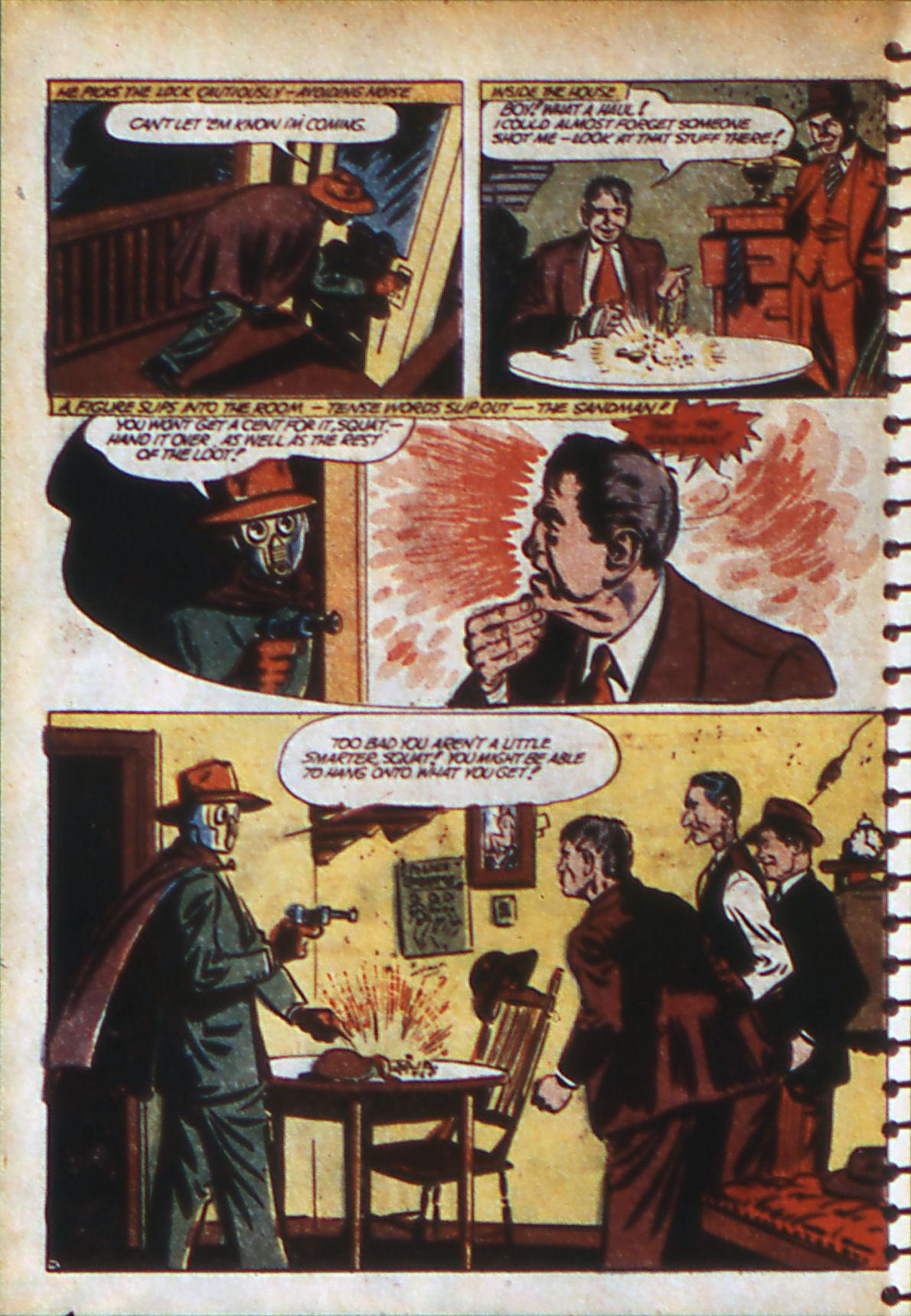 Read online Adventure Comics (1938) comic -  Issue #56 - 59