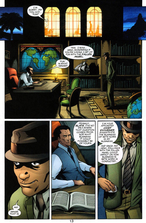 Read online Fallen Angel (2003) comic -  Issue #2 - 14