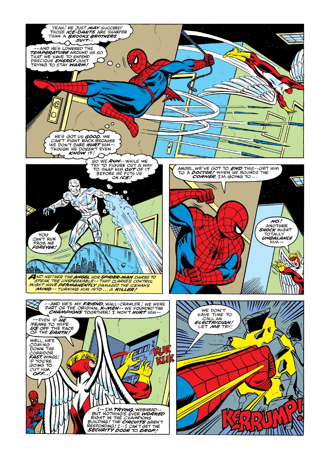 Read online Marvel Masterworks: The Spectacular Spider-Man comic -  Issue # TPB 2 (Part 1) - 47