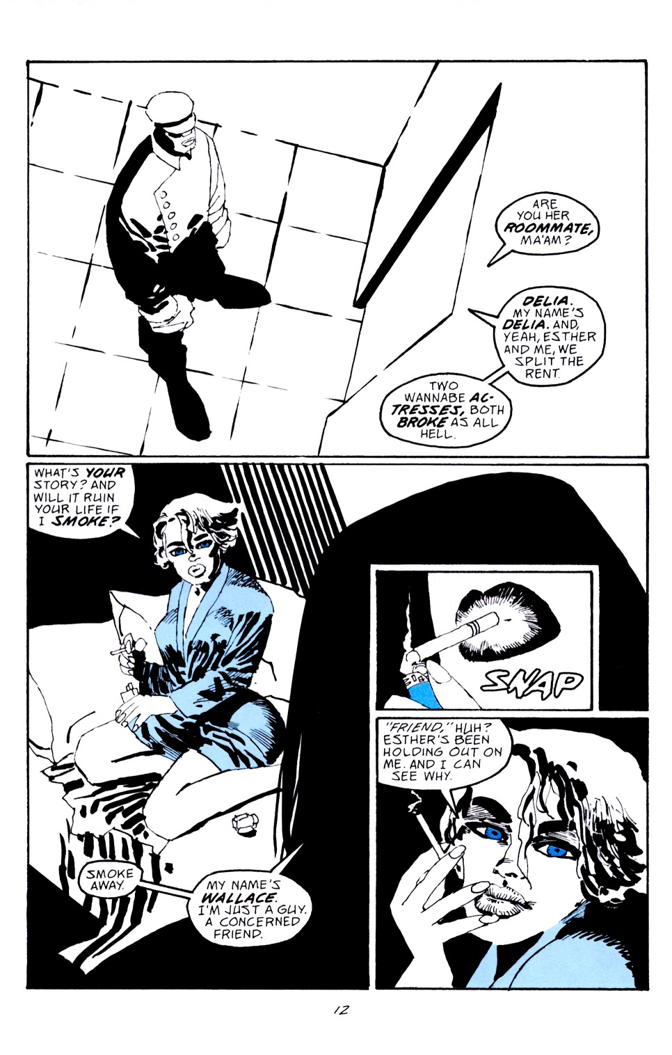 Read online Sin City: Hell and Back comic -  Issue #4 - 13