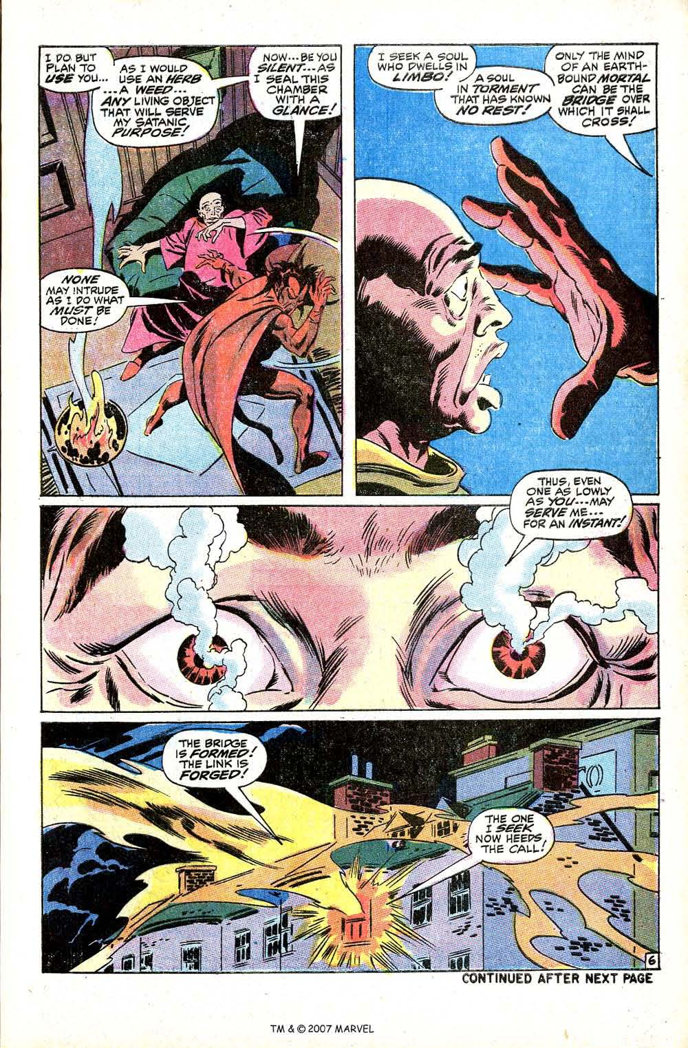 Read online Silver Surfer (1968) comic -  Issue #8 - 9
