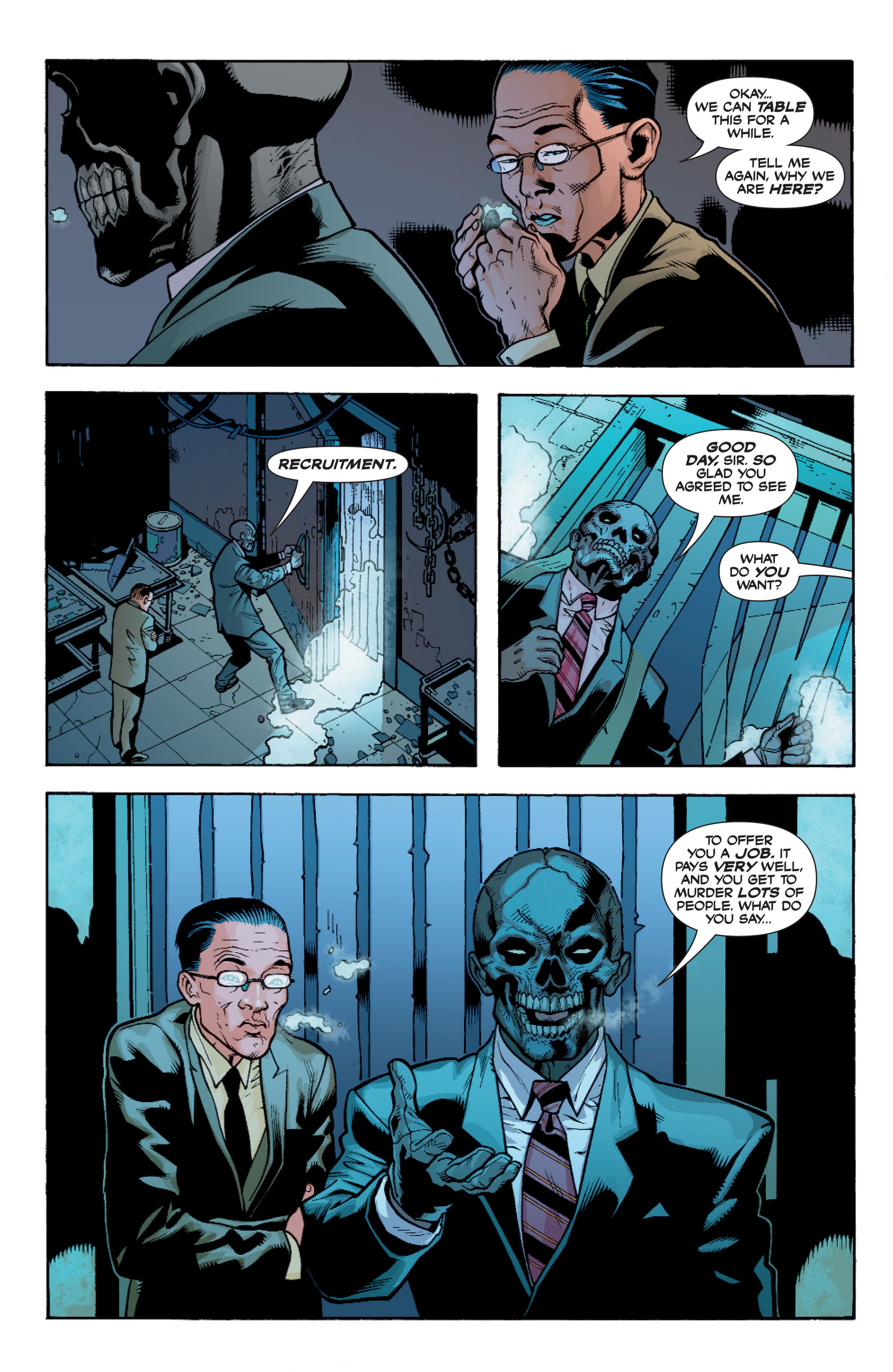 Read online Batman: Under The Red Hood comic -  Issue # Full - 28