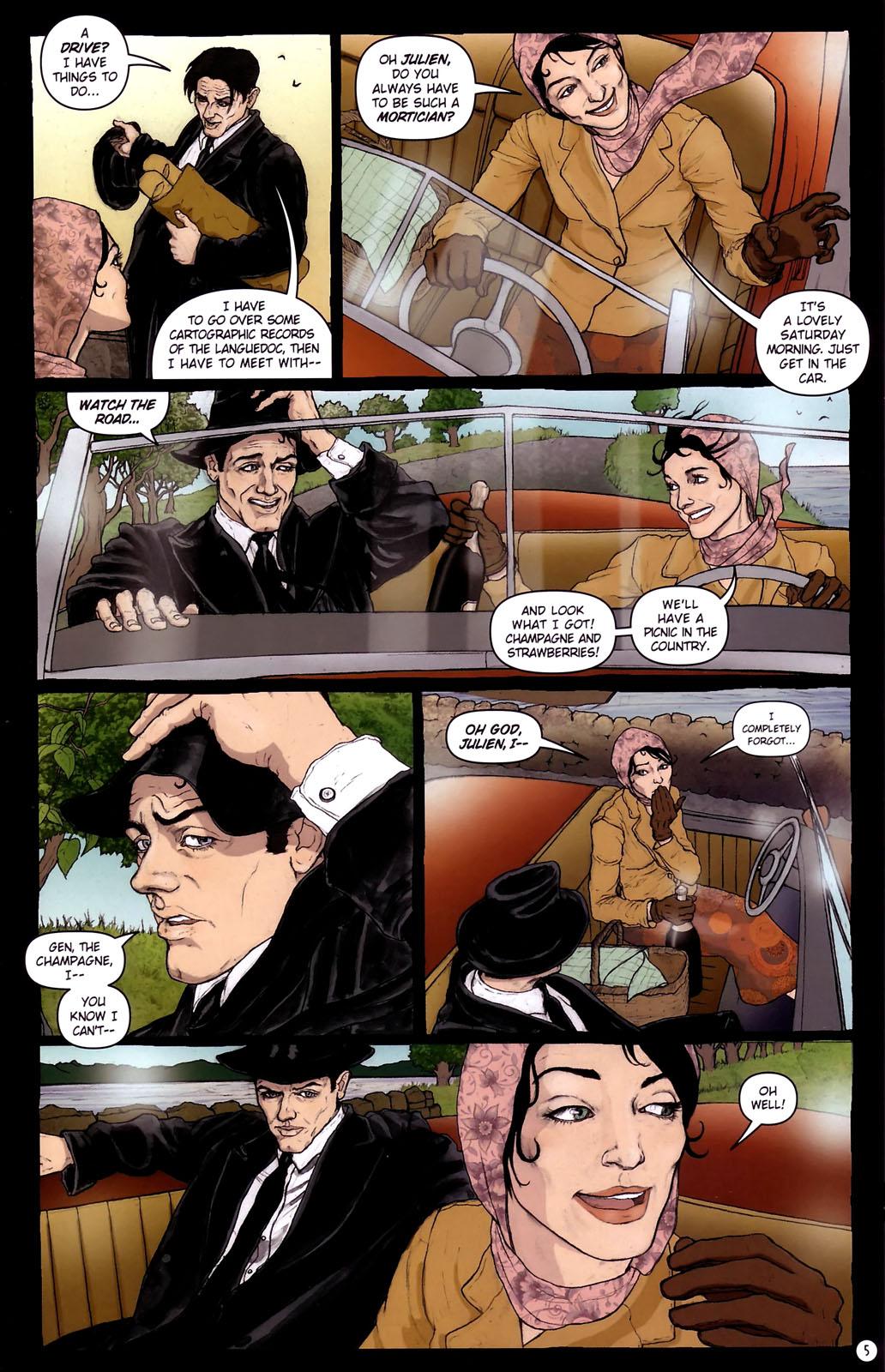 Read online Rex Mundi comic -  Issue #14 - 9