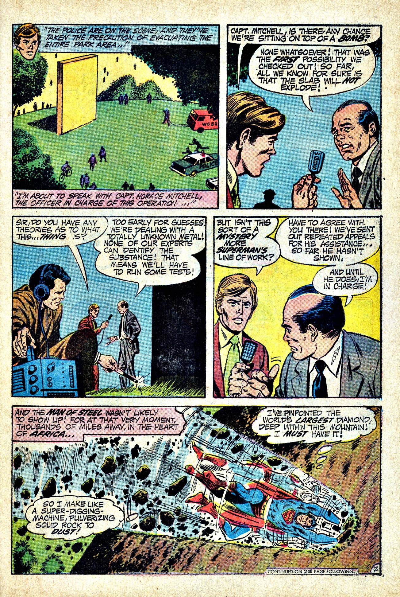 Read online Action Comics (1938) comic -  Issue #409 - 43