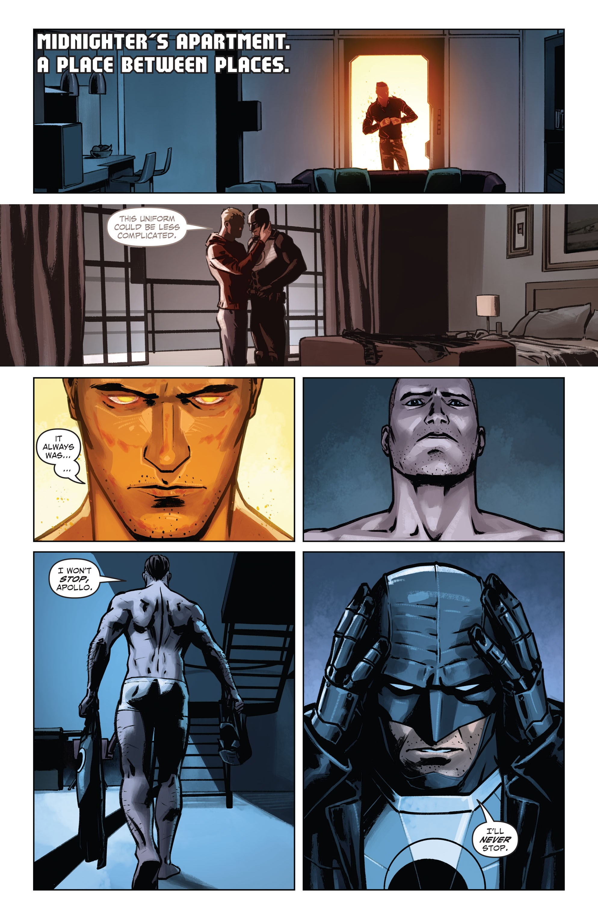 Midnighter and Apollo #_TPB #7 - English 40