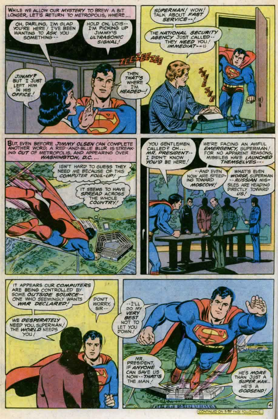 Read online Action Comics (1938) comic -  Issue #514 - 5
