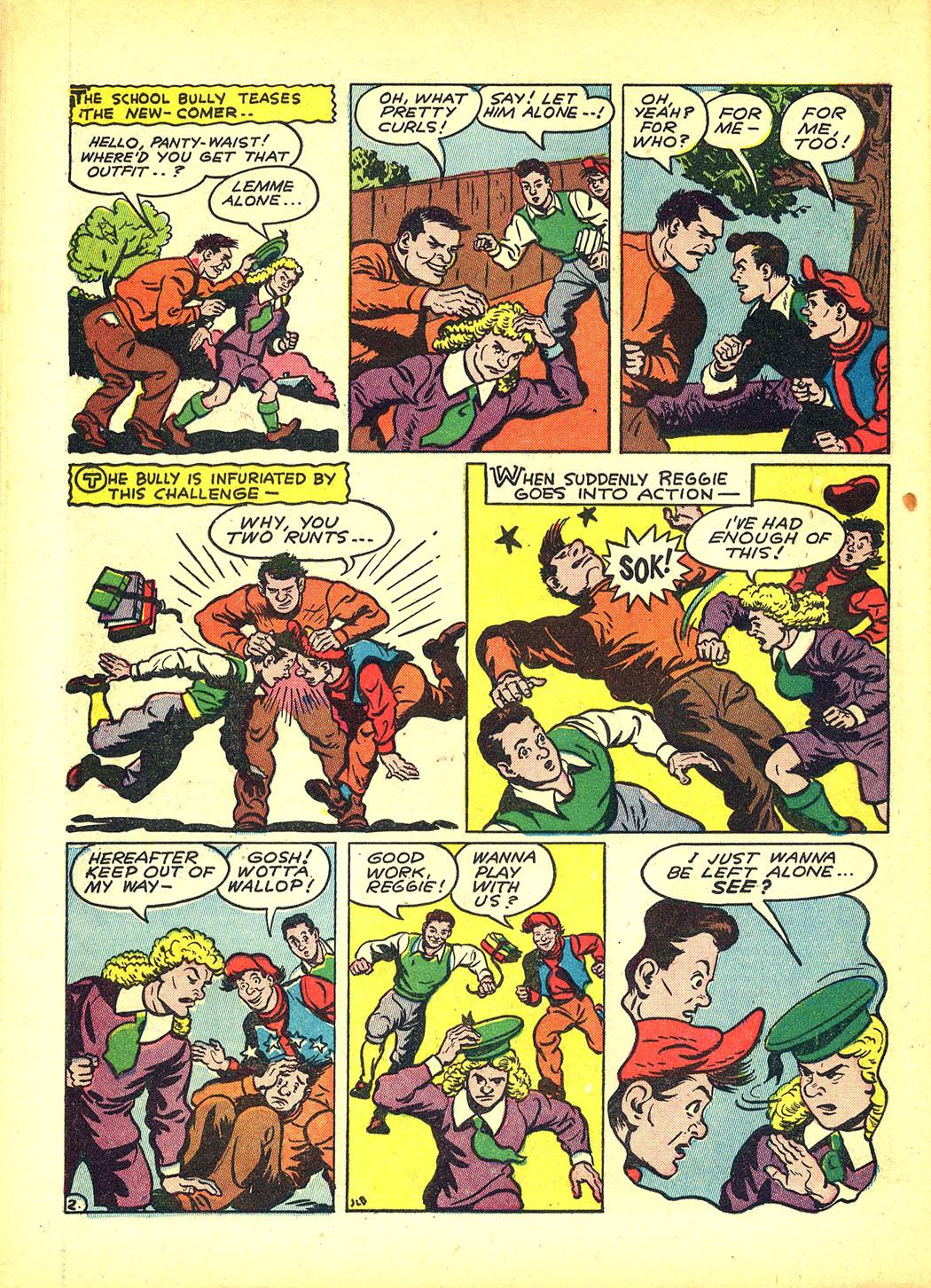 Read online Sensation (Mystery) Comics comic -  Issue #8 - 50