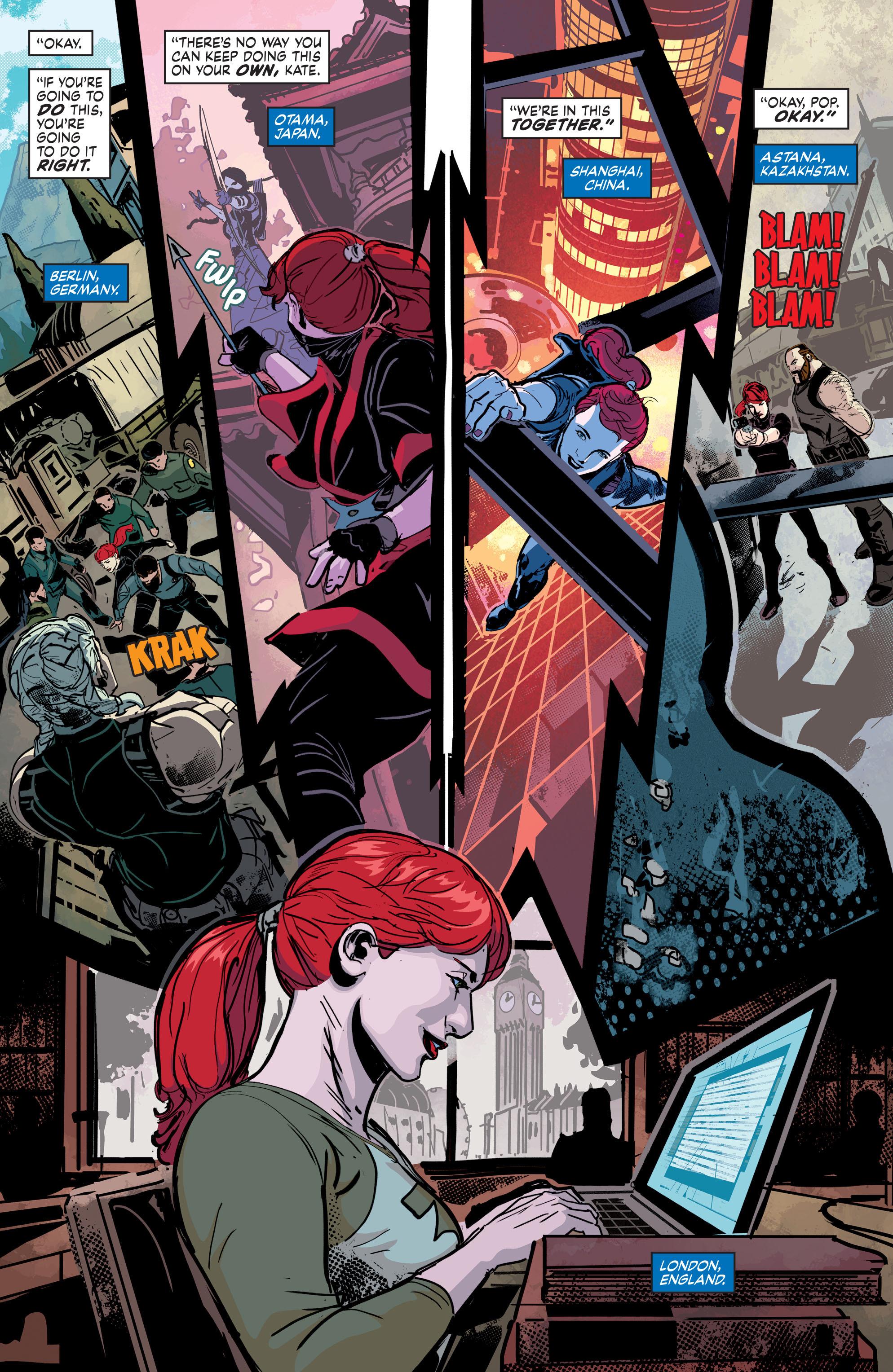Read online Secret Origins (2014) comic -  Issue #3 - 21