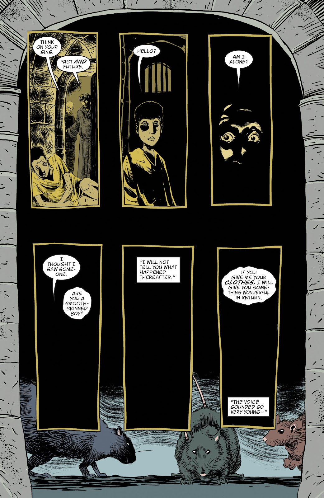 Read online The Children's Crusade comic -  Issue # _TPB (Part 1) - 87