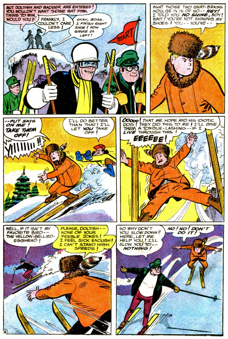 The Adventures of Bob Hope issue 97 - Page 26