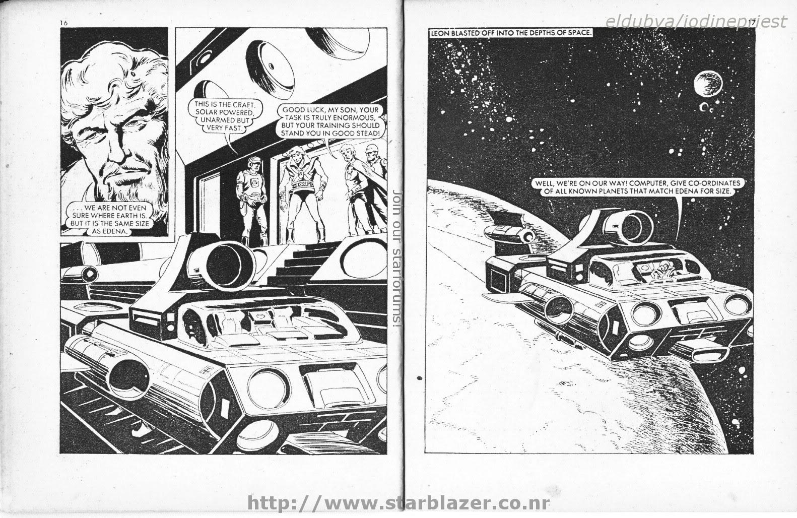 Starblazer issue 33 - Page 10