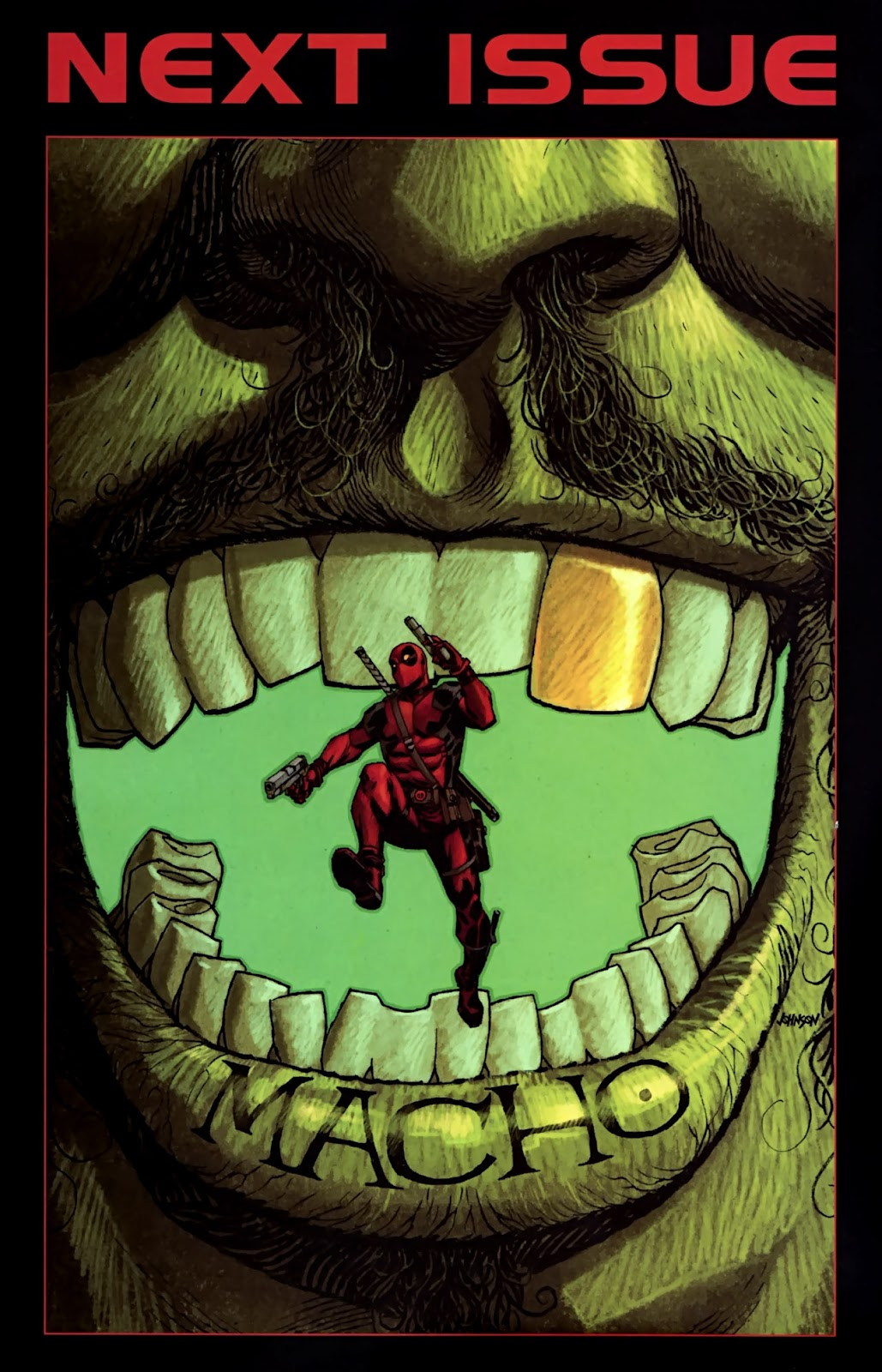Read online Deadpool (2008) comic -  Issue #31 - 25