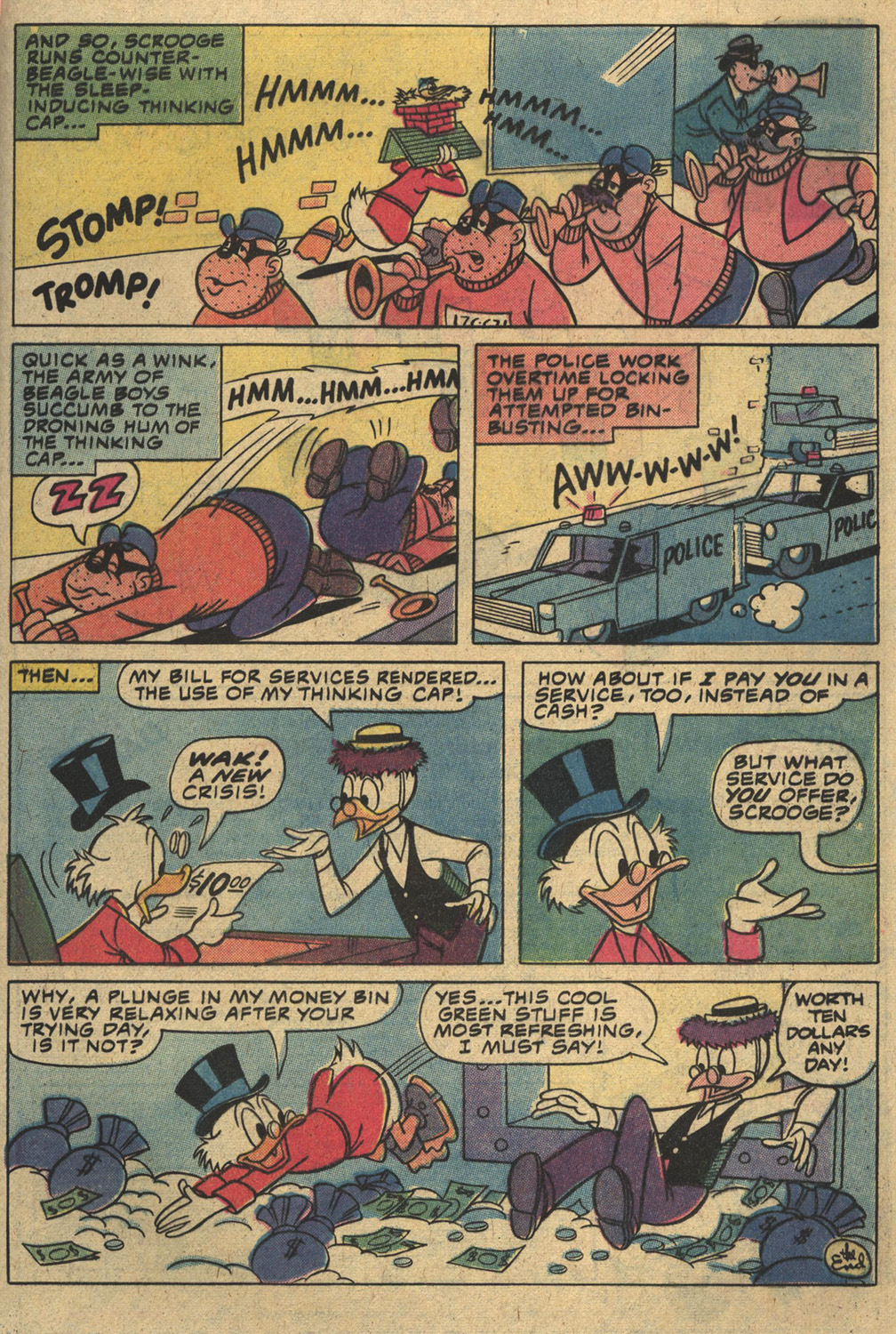 Read online Uncle Scrooge (1953) comic -  Issue #186 - 13