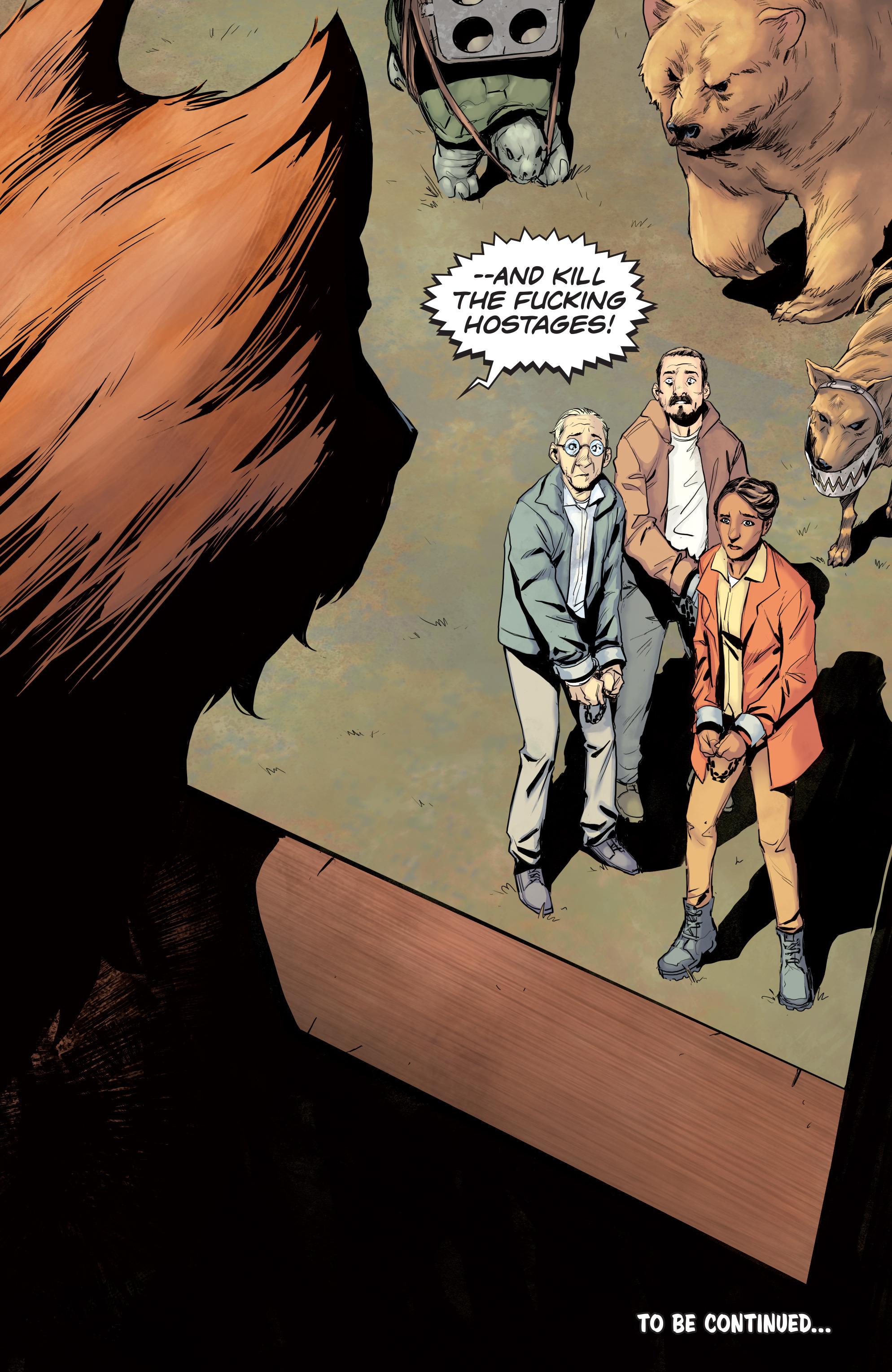 Read online Animosity comic -  Issue #3 - 22