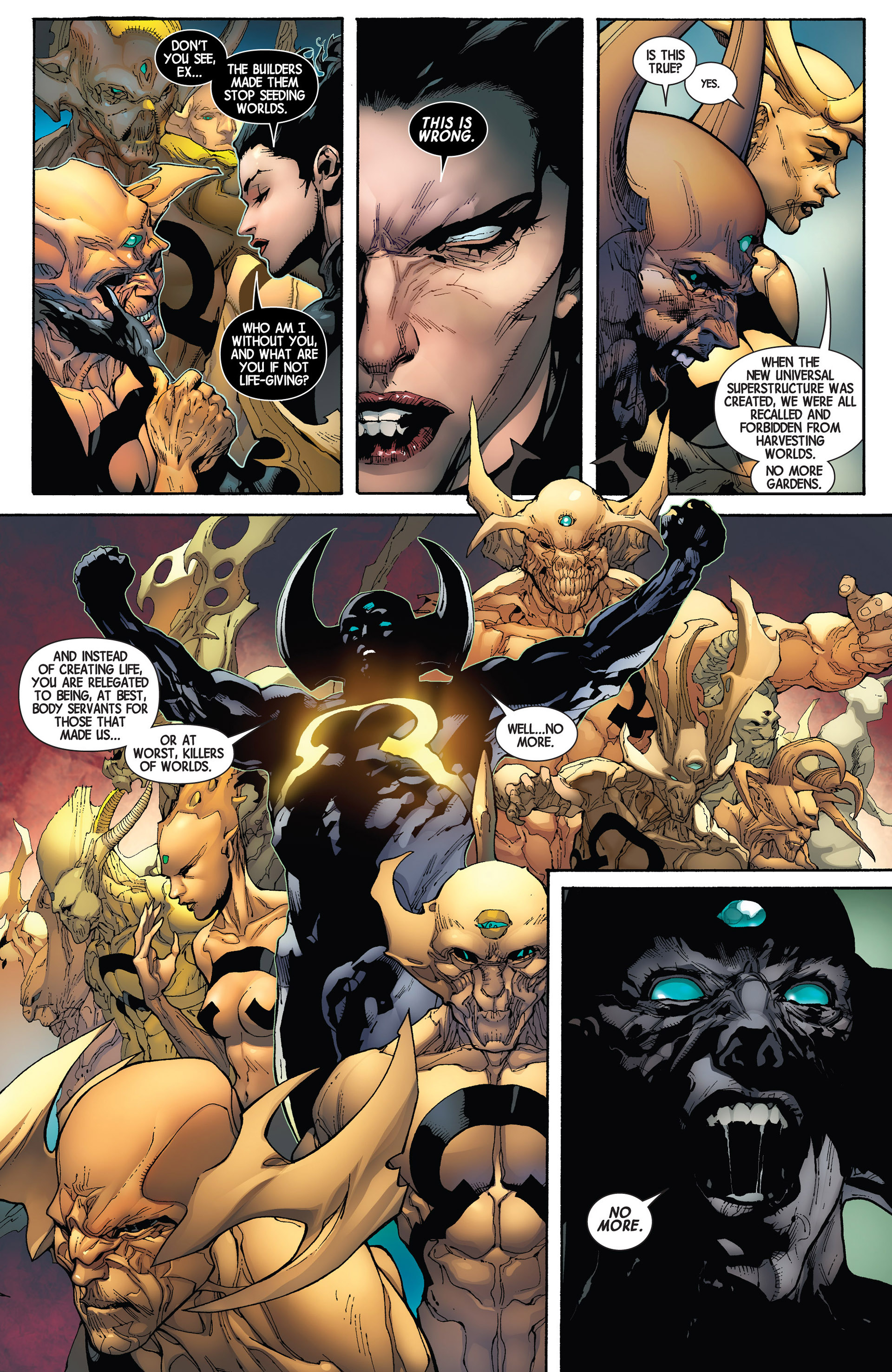 Read online Avengers (2013) comic -  Issue #20 - 24