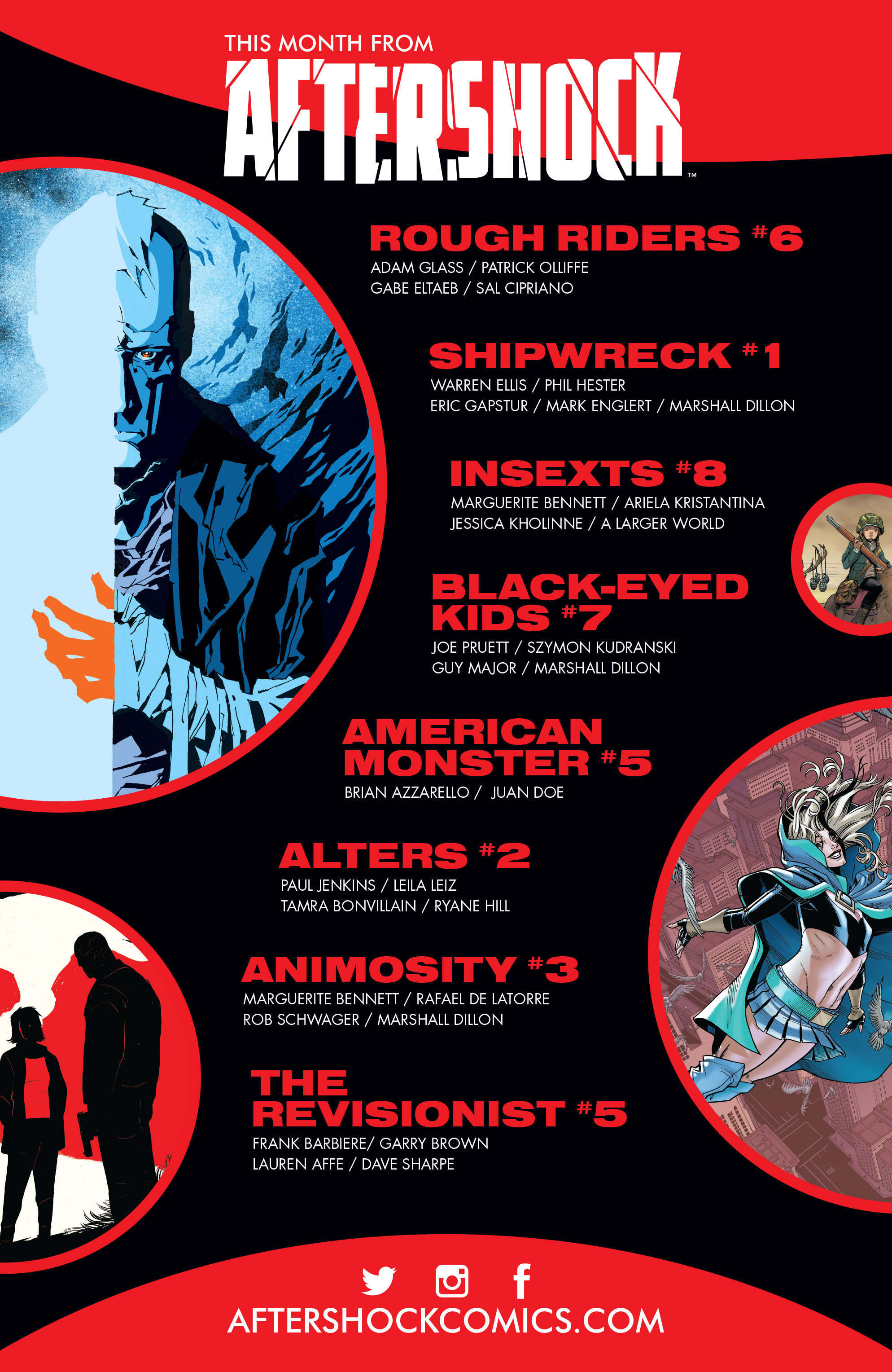 Read online American Monster comic -  Issue #5 - 31