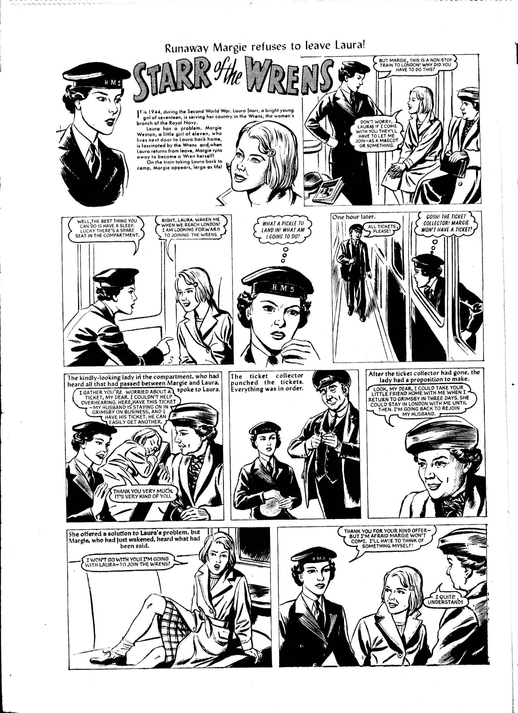 Read online Judy comic -  Issue #55 - 6