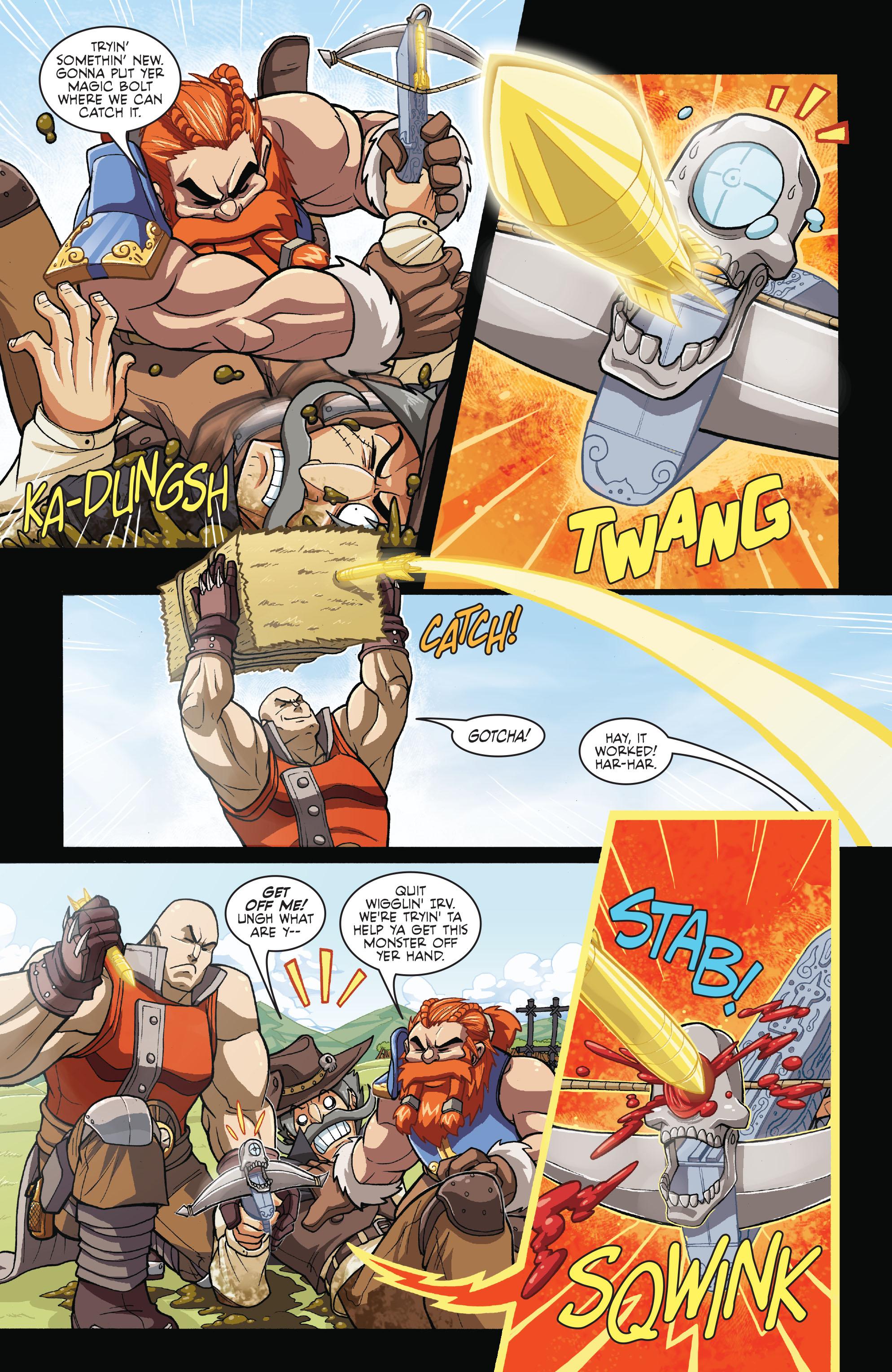 Read online Skullkickers comic -  Issue #12 - 19