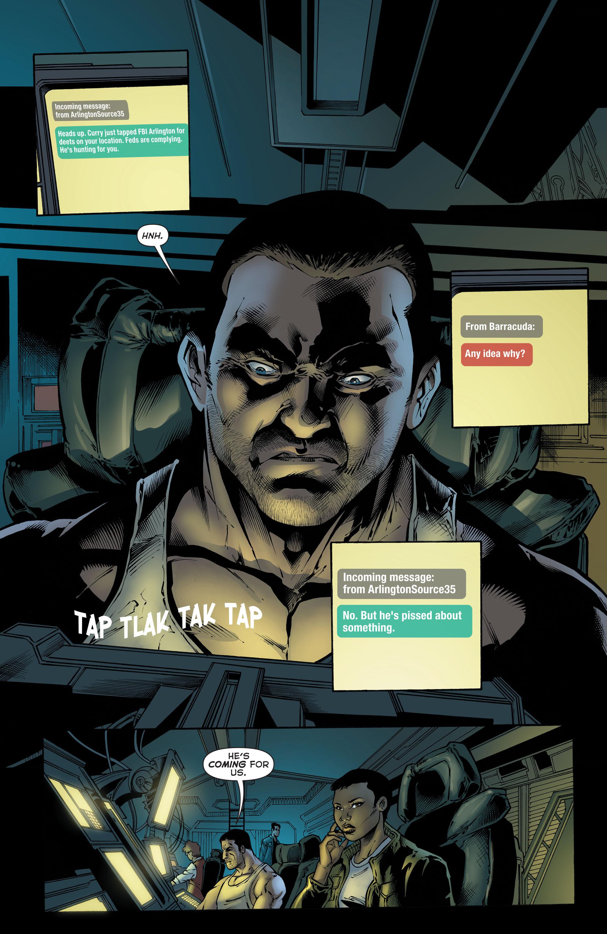 Read online Aquaman (2011) comic -  Issue #51 - 4
