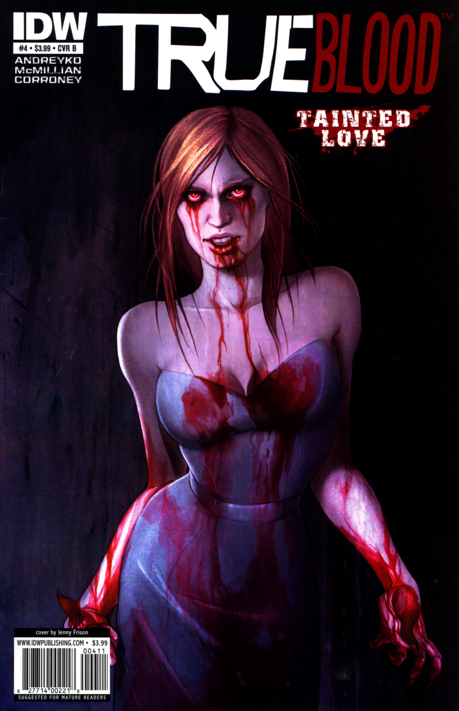 Read online True Blood: Tainted Love comic -  Issue #4 - 1